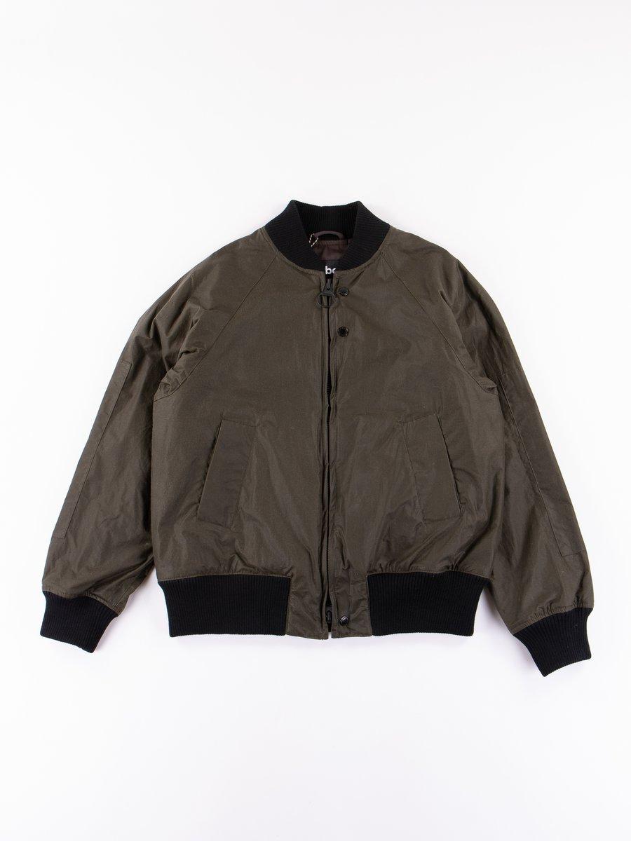 Archive Olive Dumbo Wax Jacket