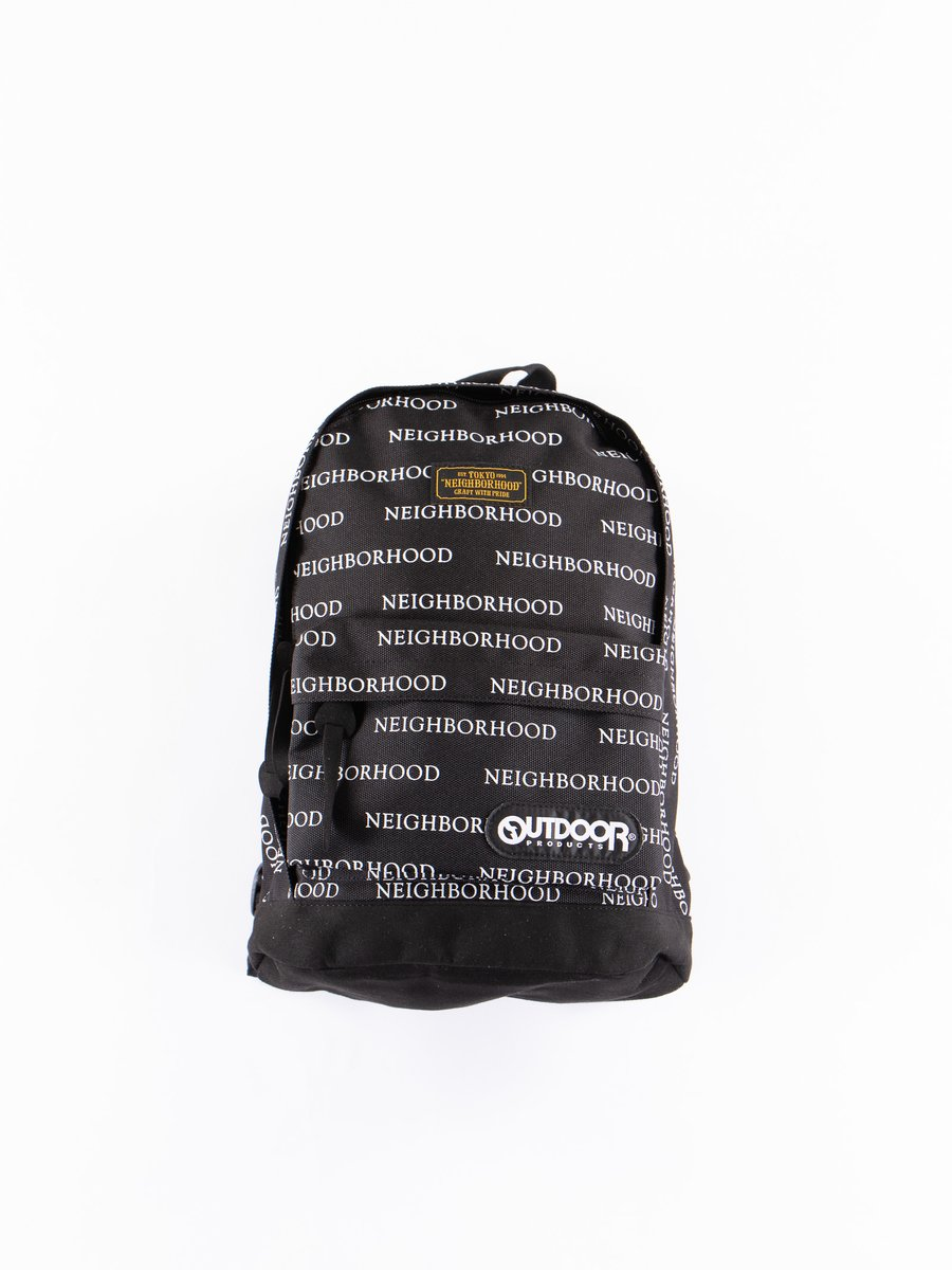 Black Logo Small Day Pack