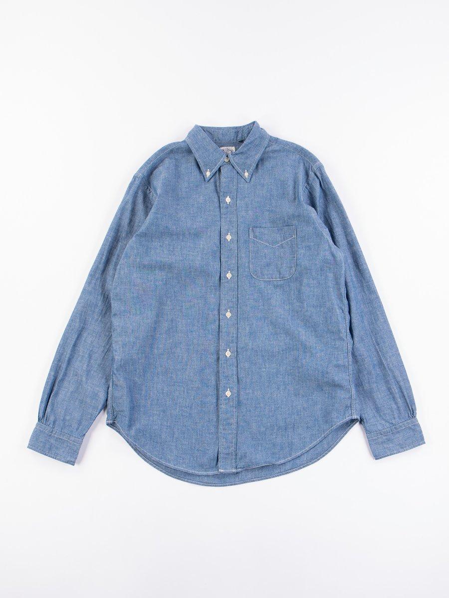 Blue Chambray BD Shirt
