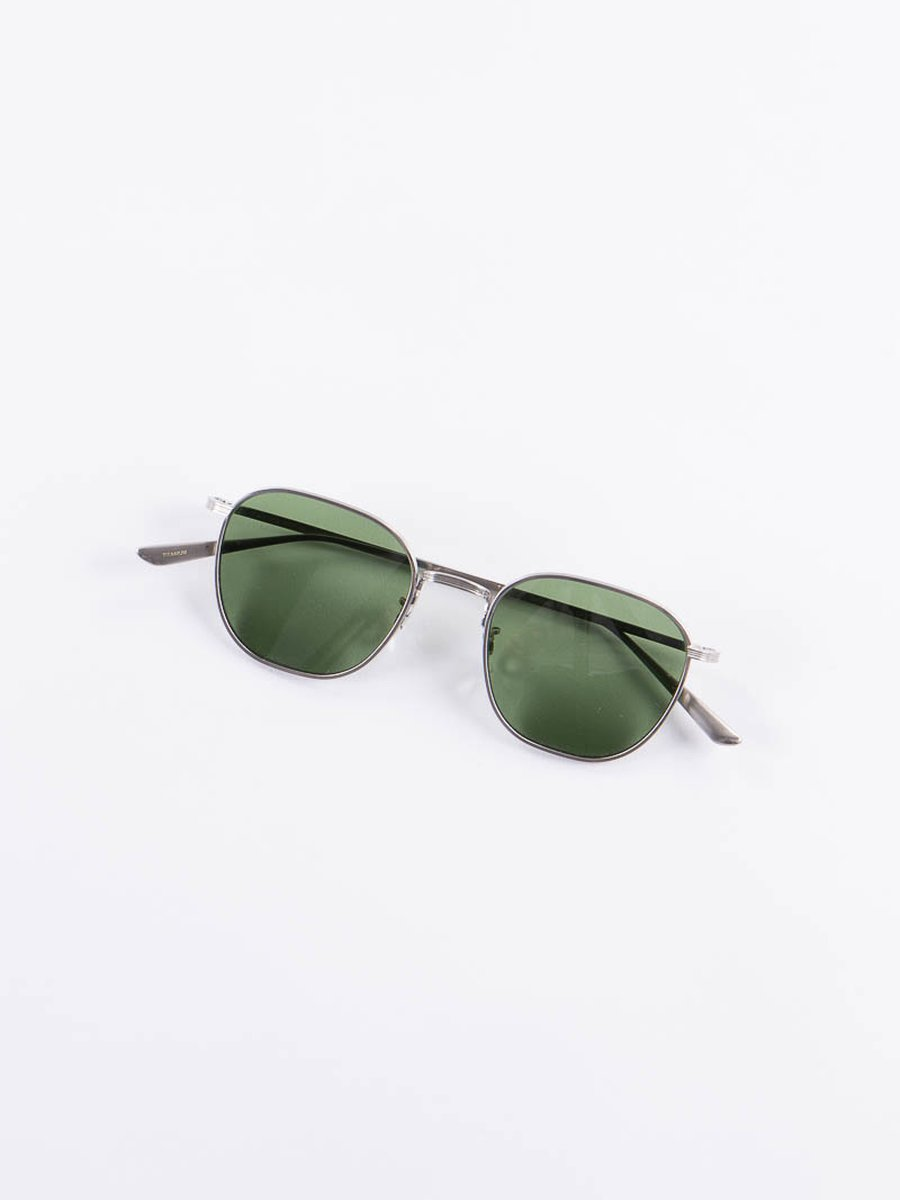 Brushed Silver/G–15 Board Meeting 2 Sunglasses