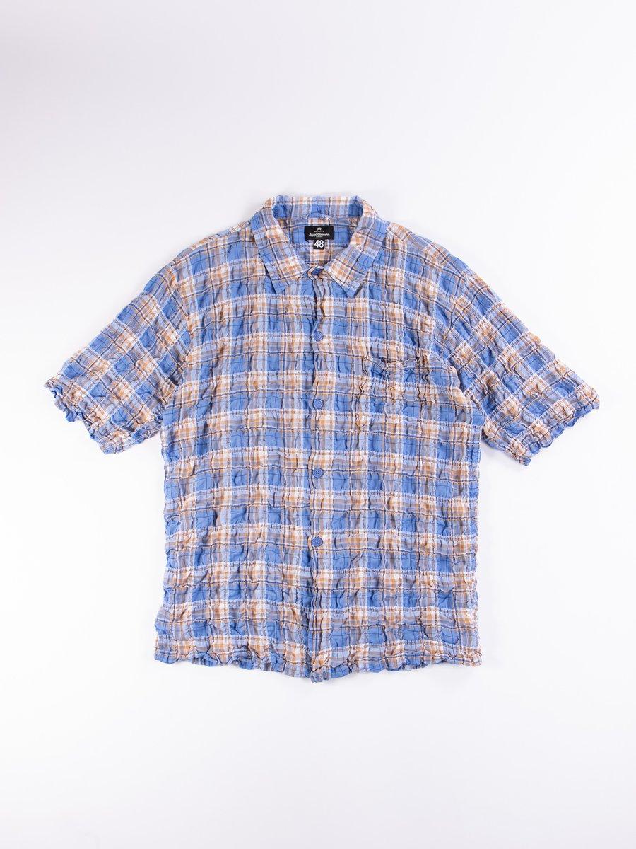Blue Frankies Shirt
