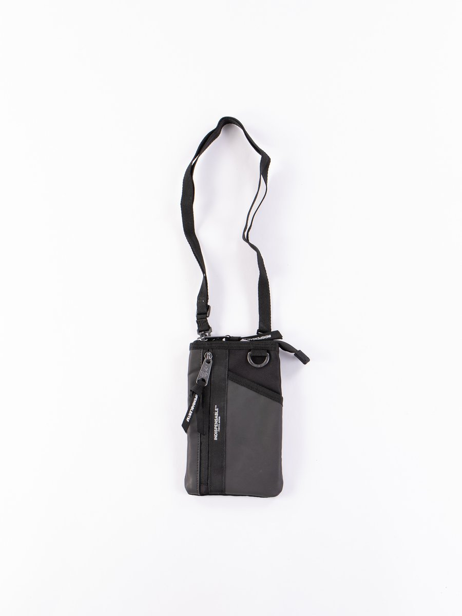 Black Aurora Dangler IDP Neck Pouch