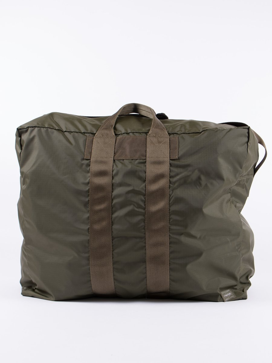 Olive Drab Flex 2Way Duffle Bag L