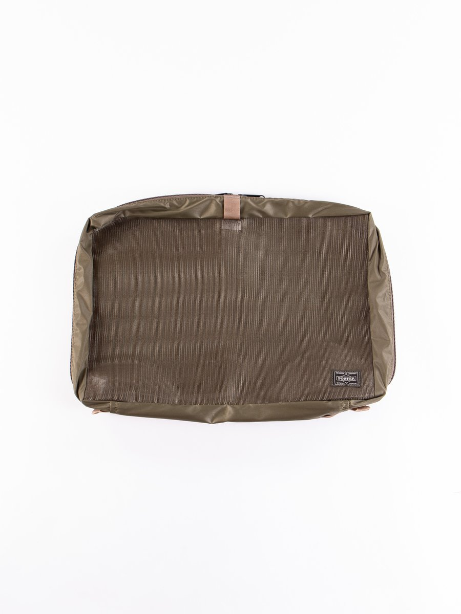 Olive Drab Snack Pack 09805 Pouch Medium
