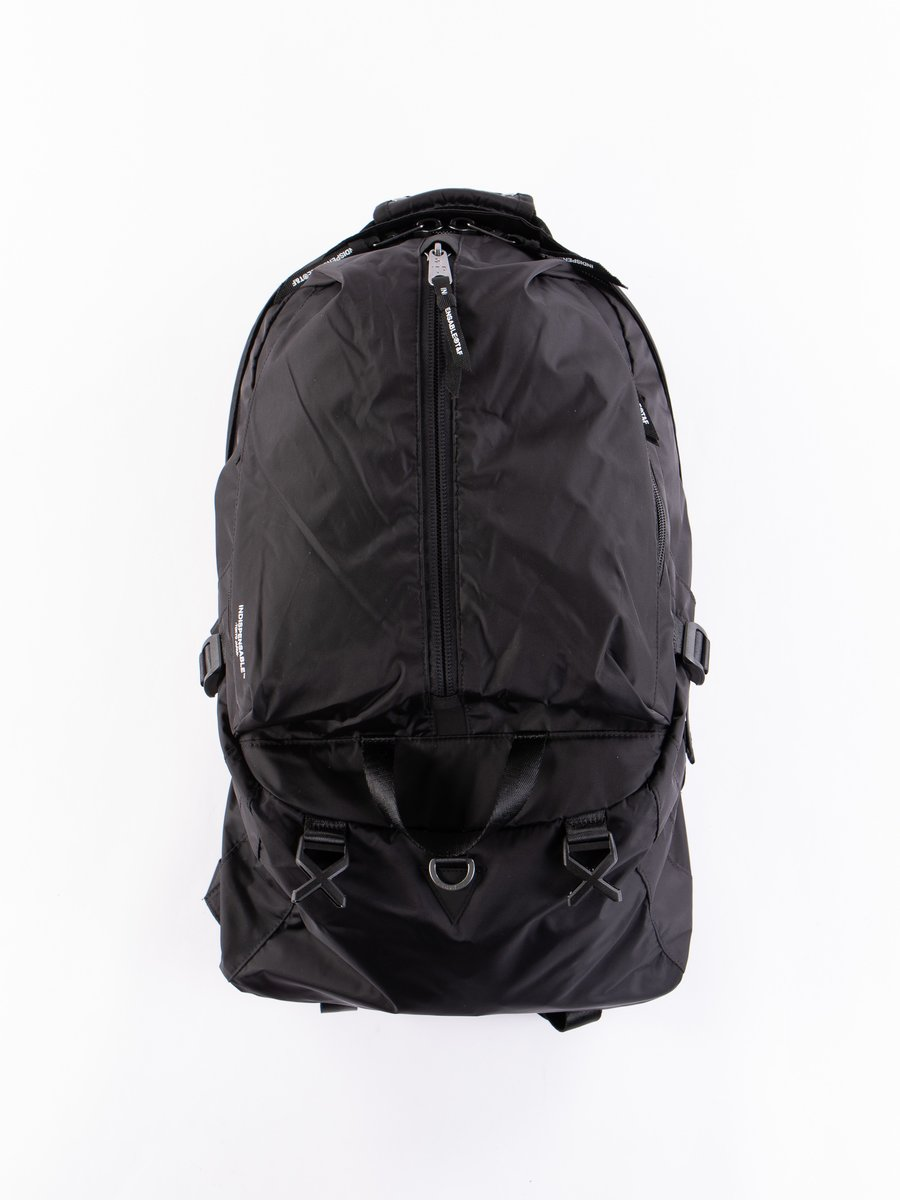 Black Econyl Trill Backpack