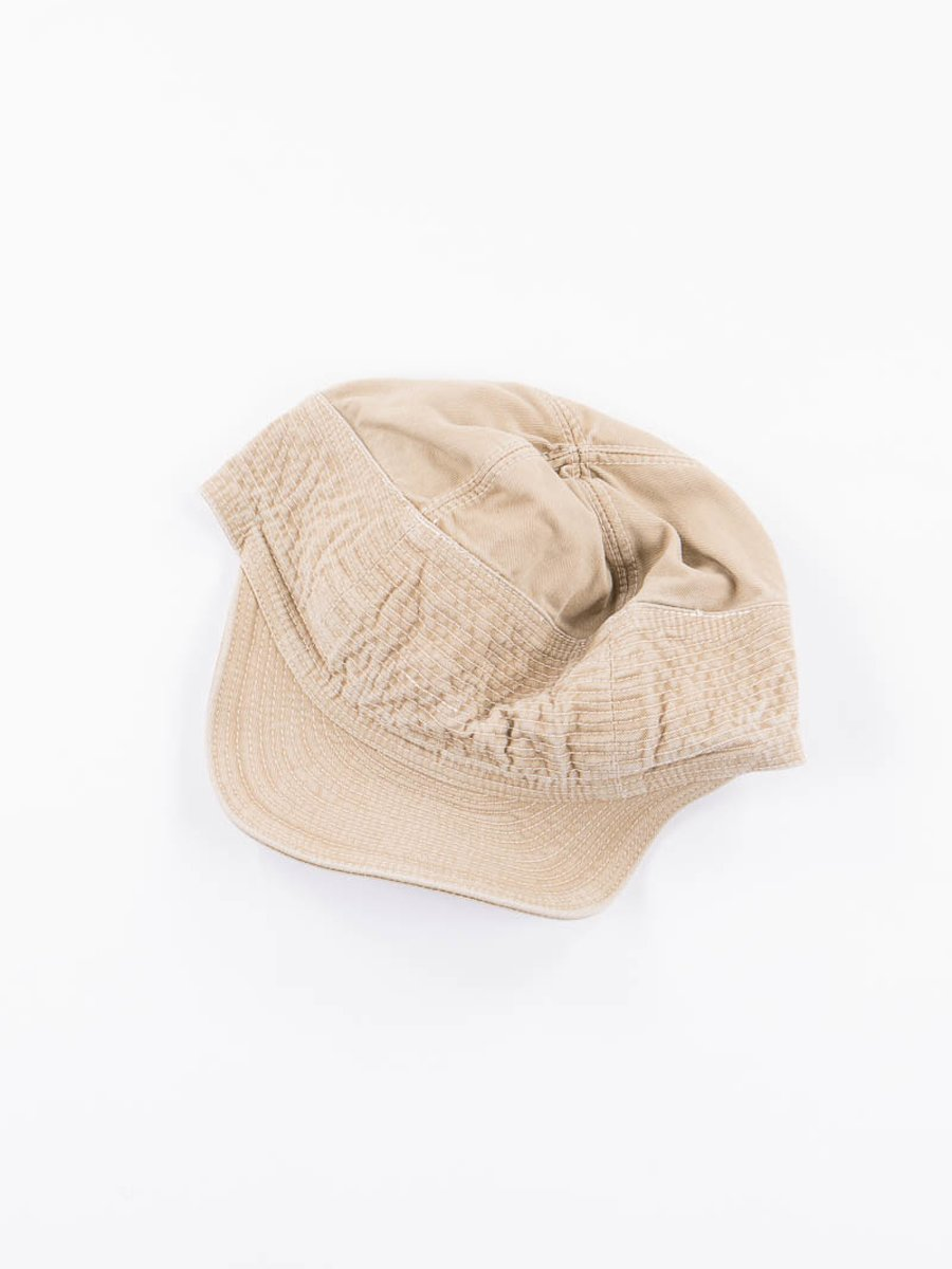 Khaki Twill Old Man And The Sea Cap