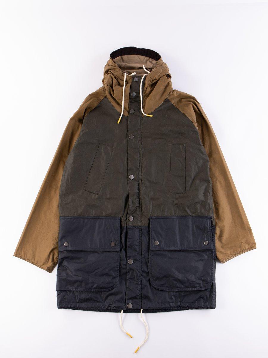 Multi Whitworth Wax Jacket