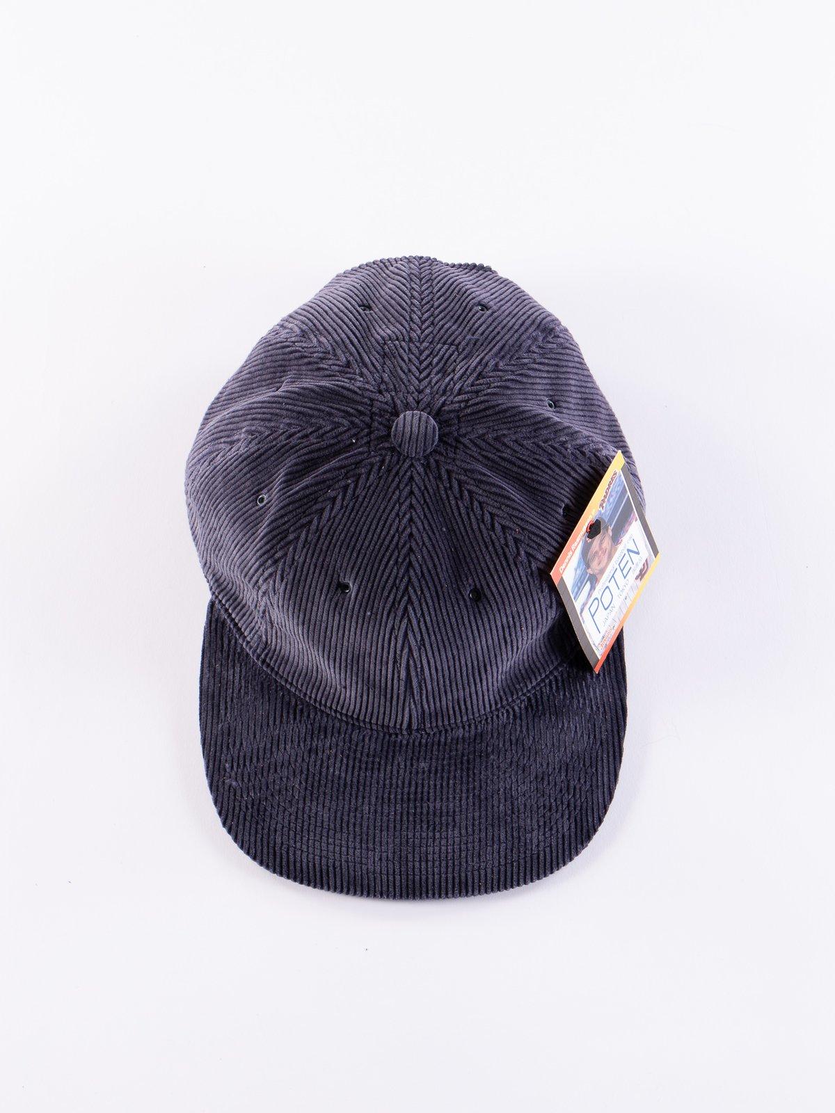 Navy Cole Cap - Image 3