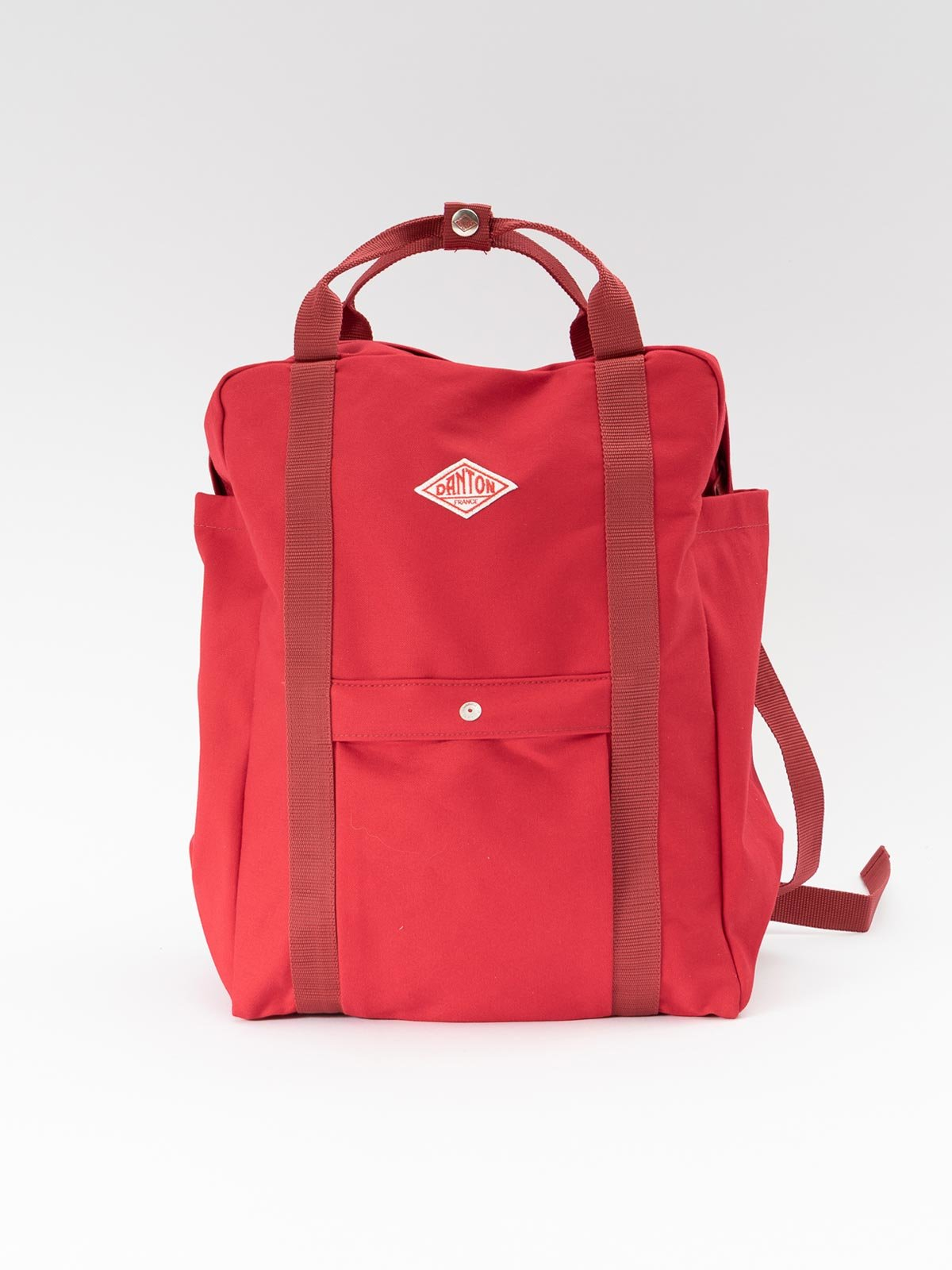 UTILITY BAG RED - Image 1