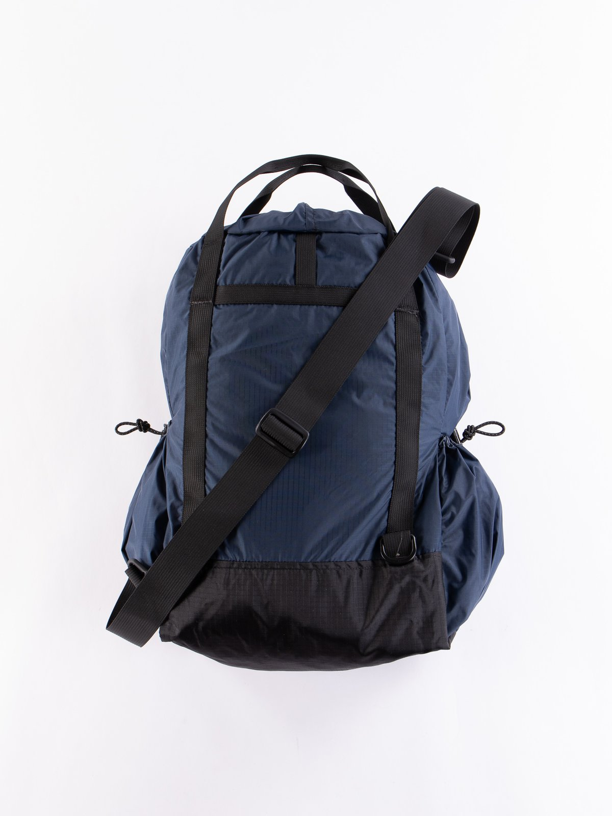 Navy Nylon Ripstop UL 3 Way Bag - Image 3