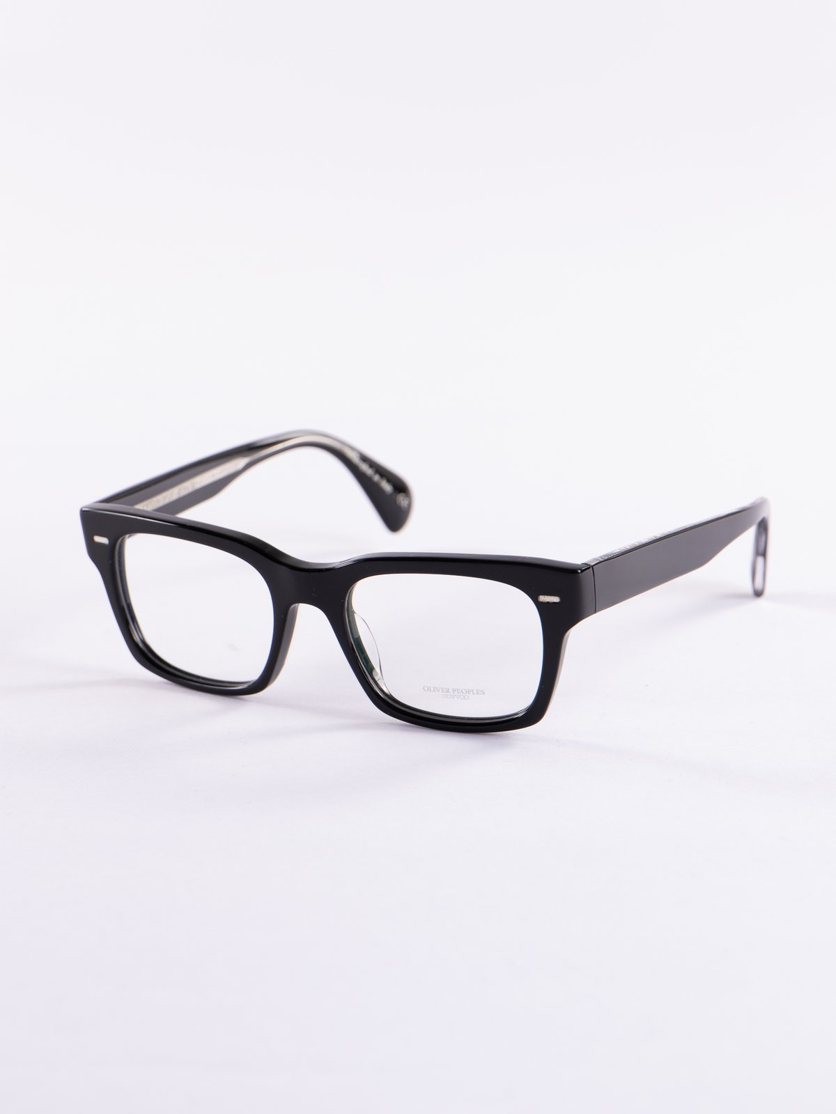 Black Ryce Optical Frame - Image 3