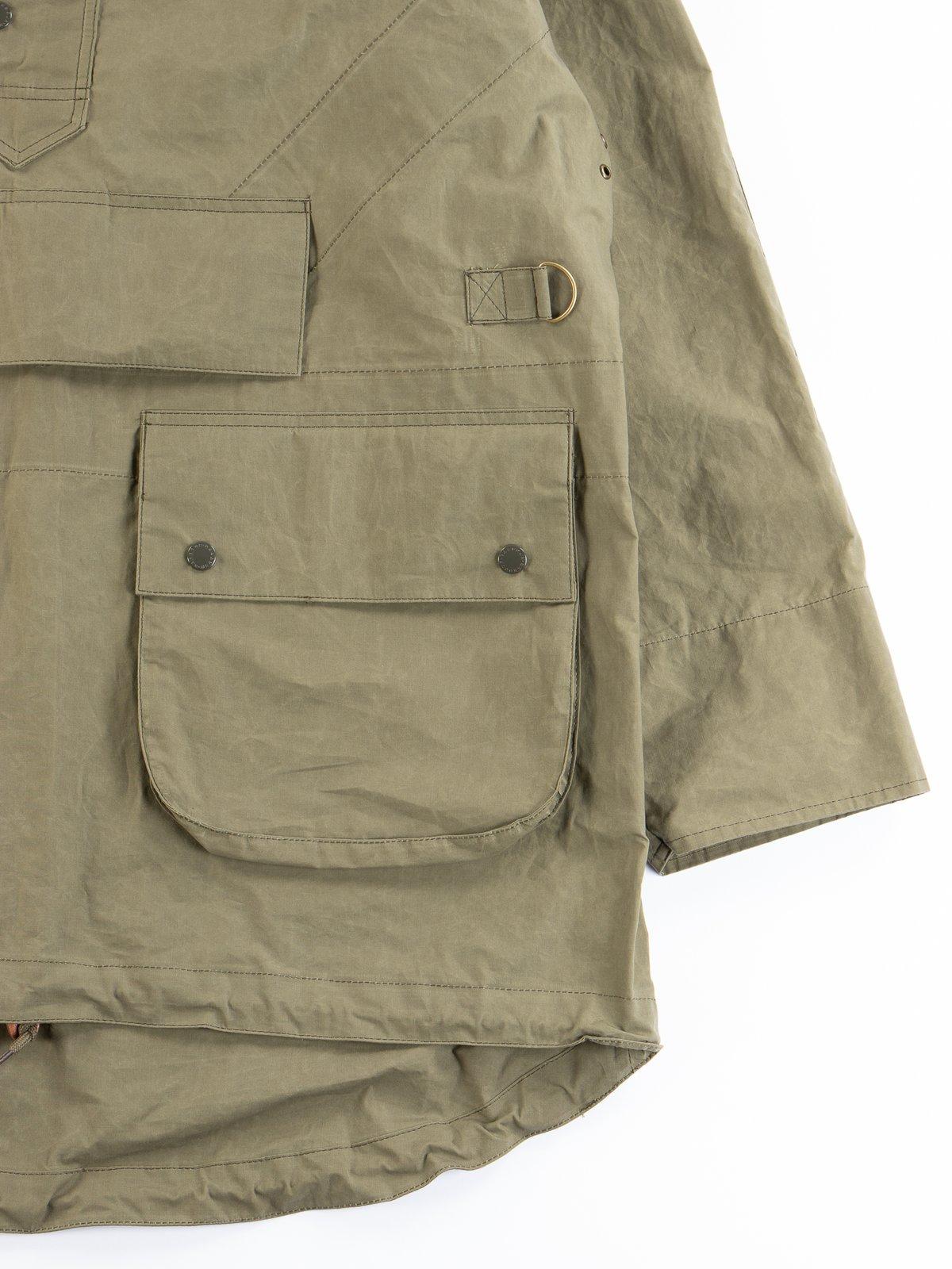 Olive Warby Jacket - Image 4