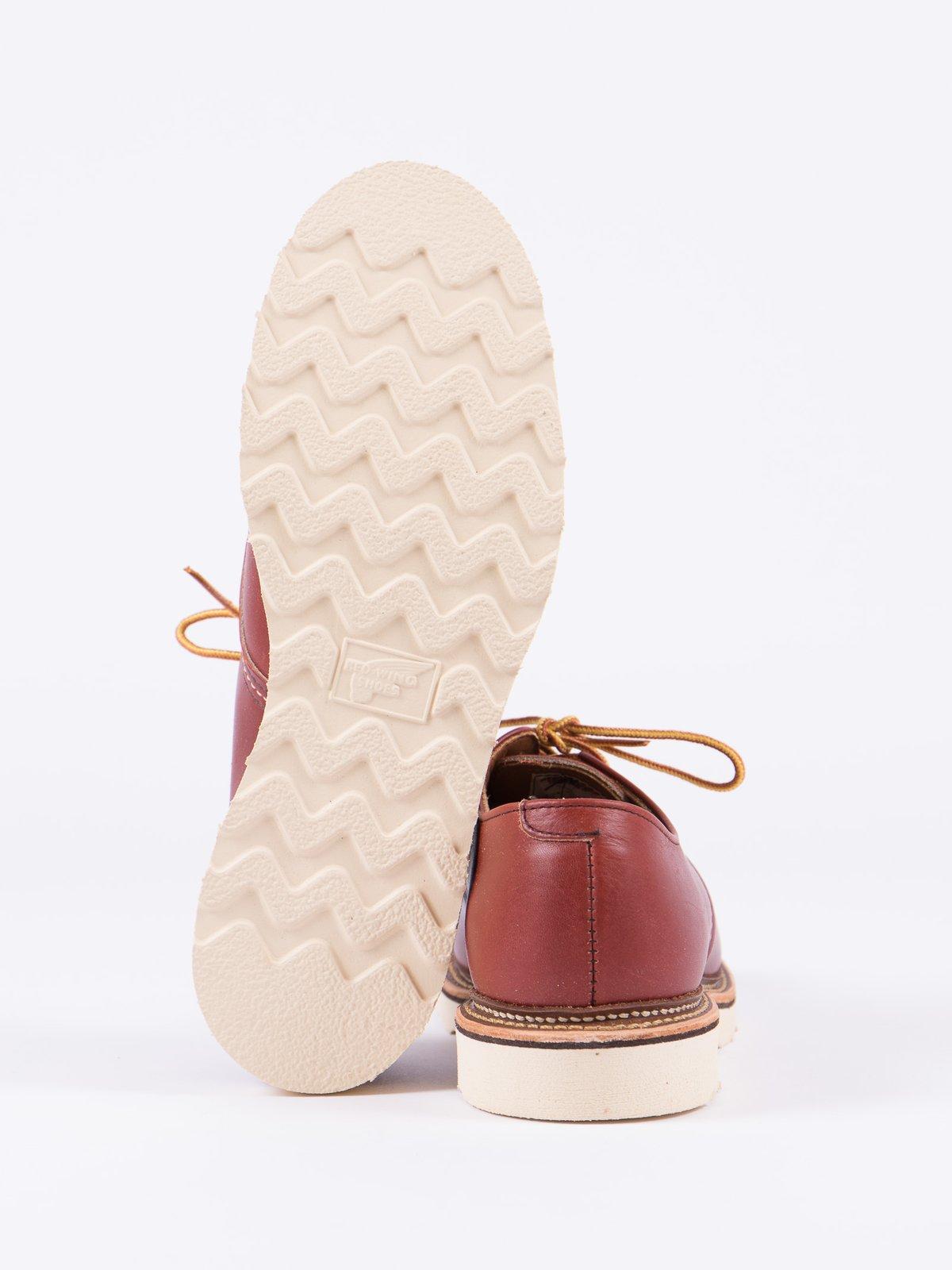 Oro Russet Portage 8103 Classic Oxford Shoe - Image 4