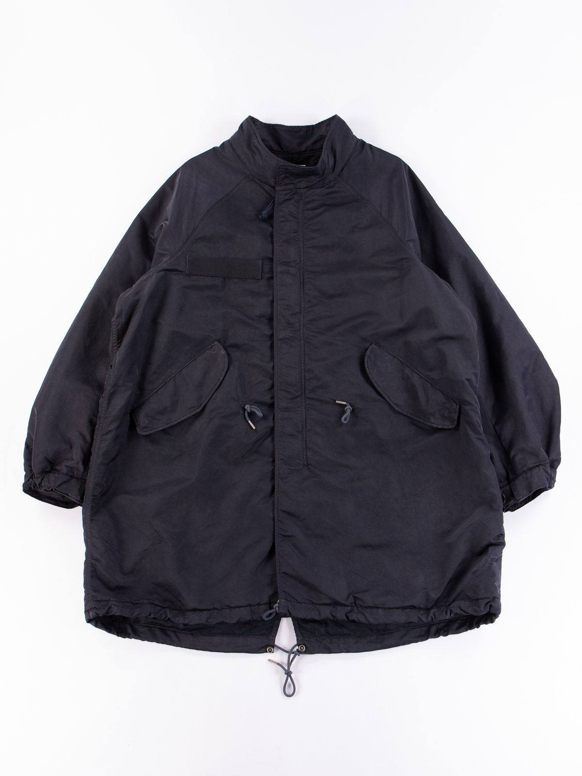 Navy Six–Five Fishtail Parka - Image 1