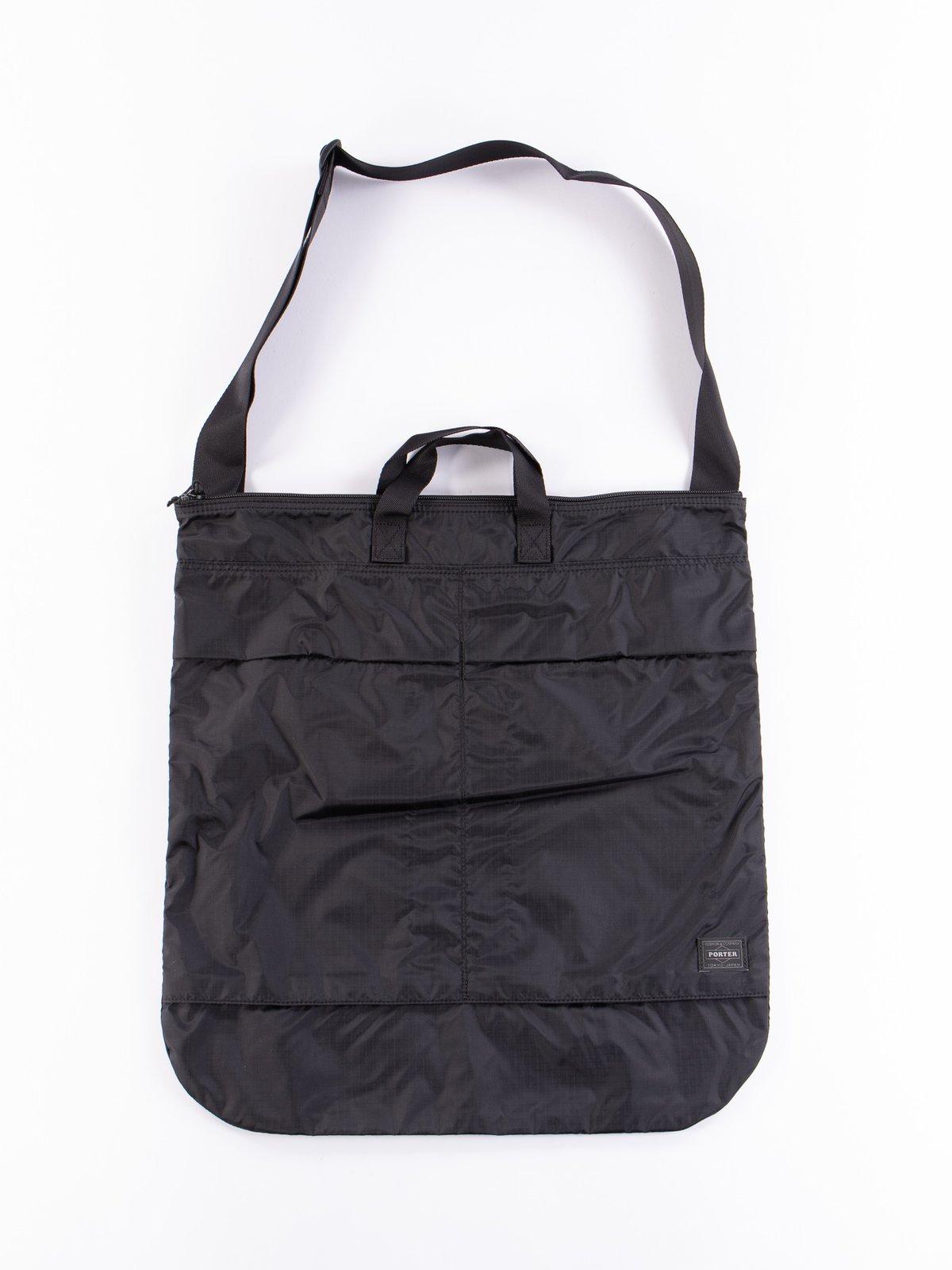 Black Flex 2Way Helmet Bag - Image 1