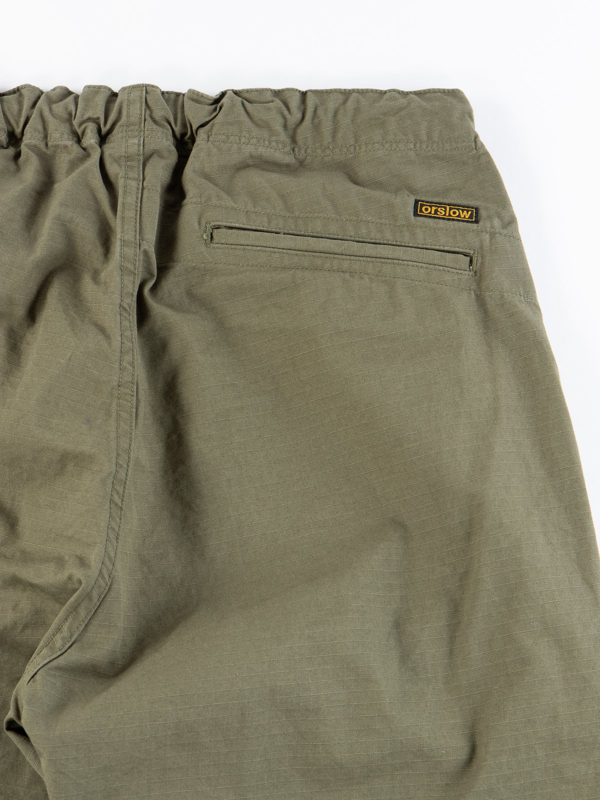 Army Green Ripstop New Yorker Pant - Image 5