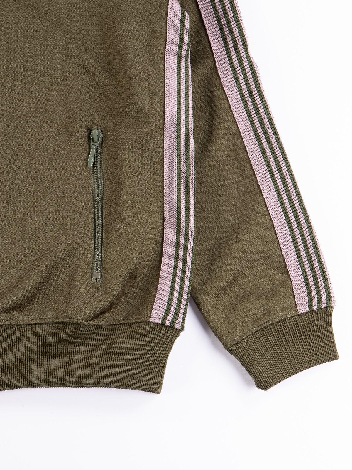 Olive Track Jacket - Image 5