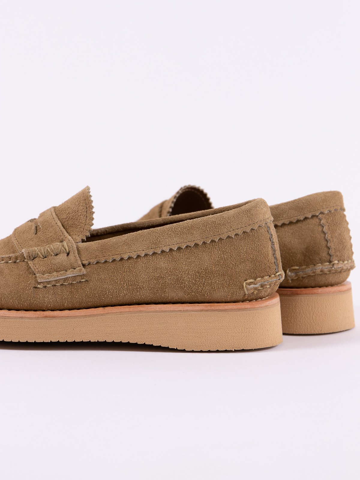 FO Khaki Loafer Shoe Exclusive - Image 4