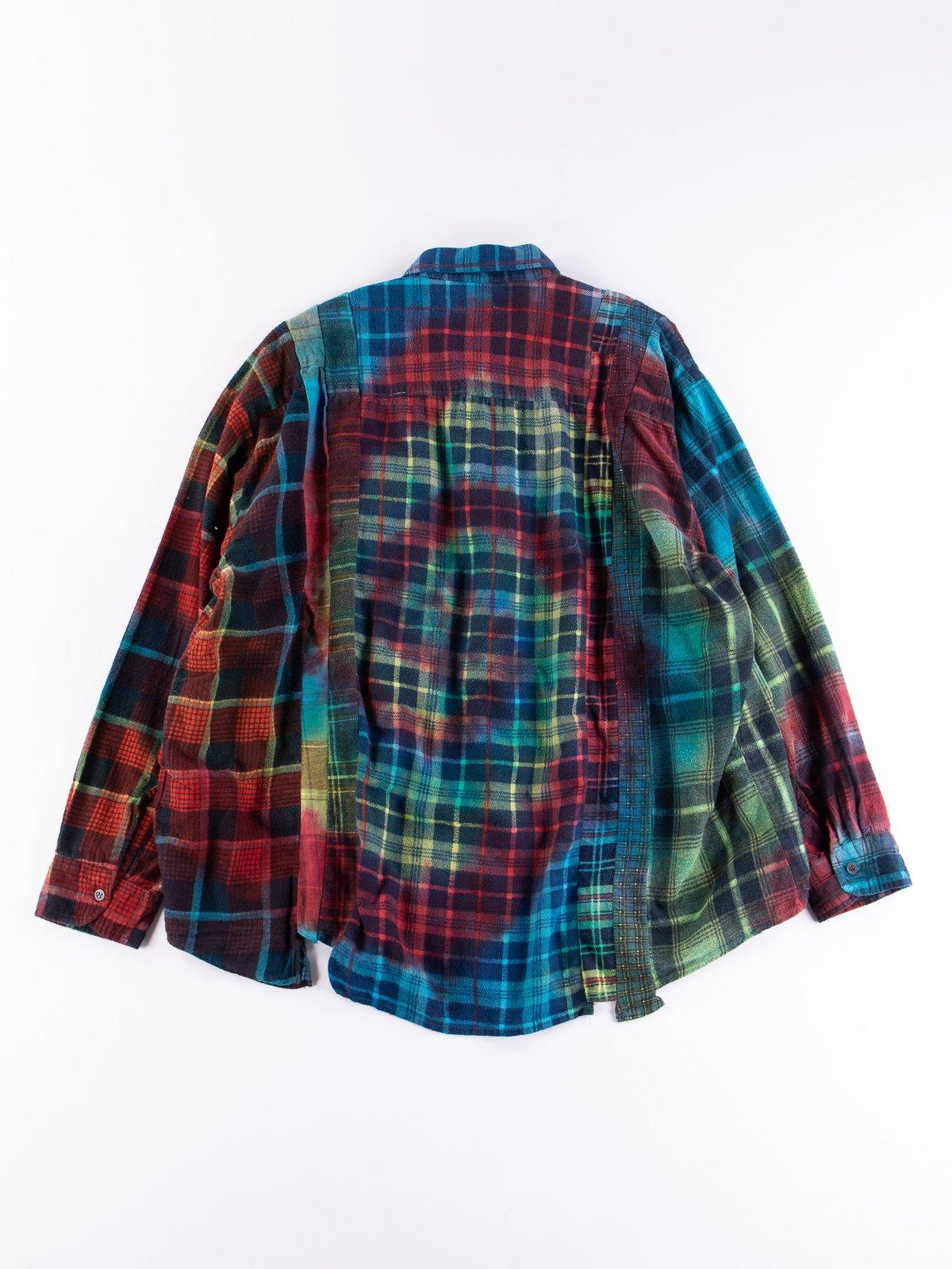 Tie Dye Assorted 7 Cuts Rebuild Shirt - Image 6