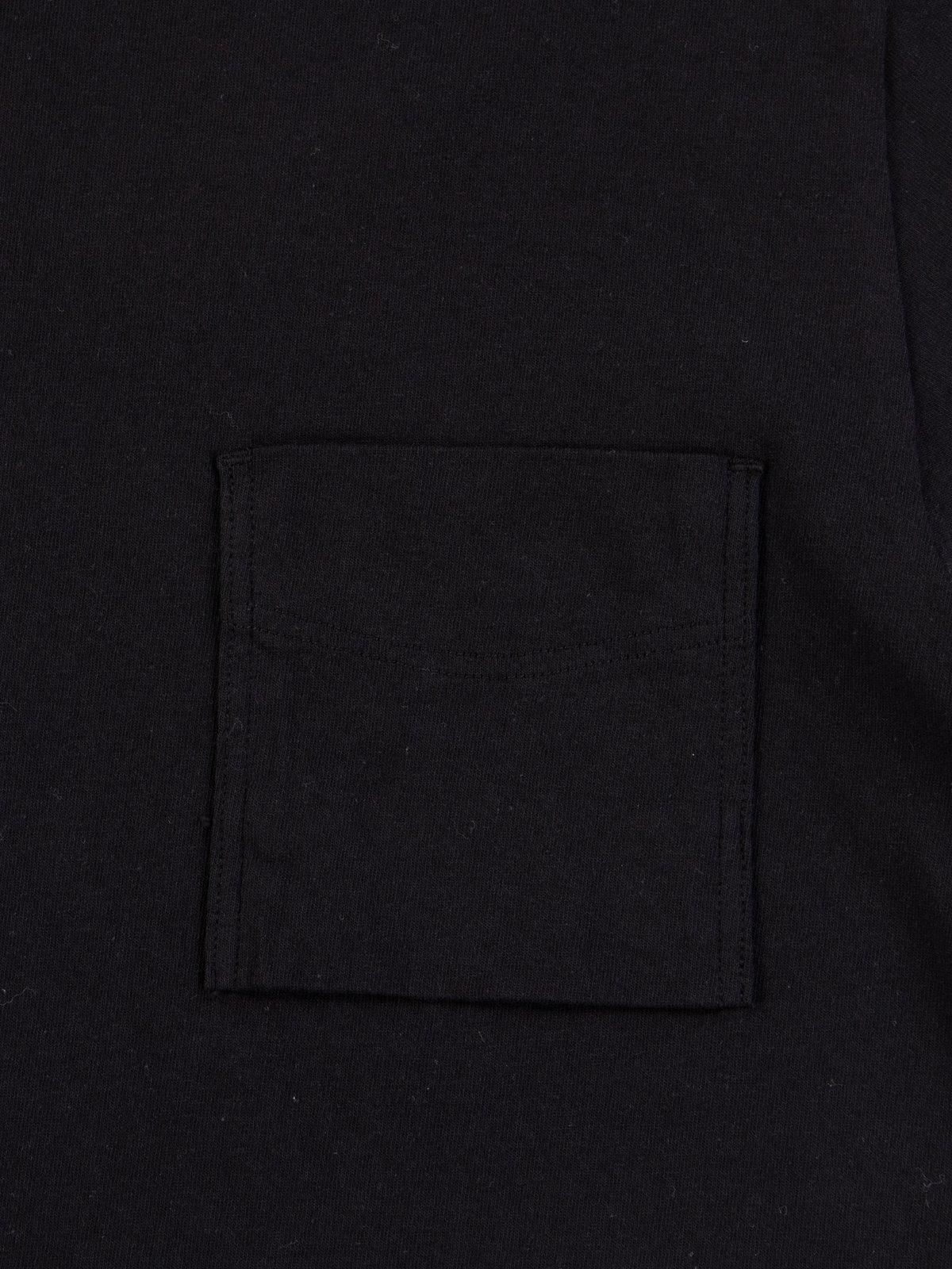 Black Pocket T–Shirt - Image 5