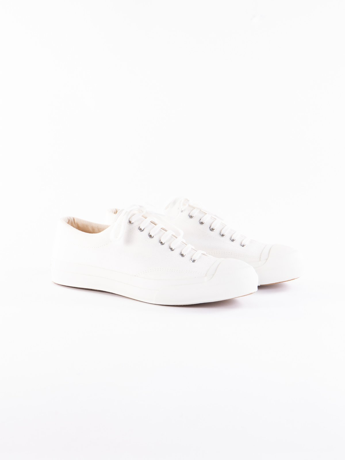 White Gym Court Trainer - Image 1