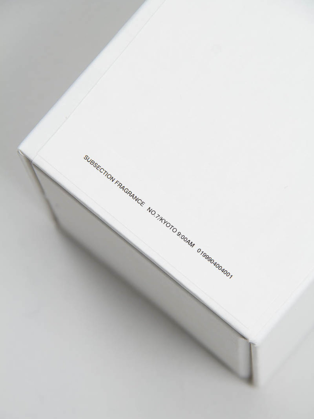 Subsection Fragrance No.7 Kyoto Candle - Image 4