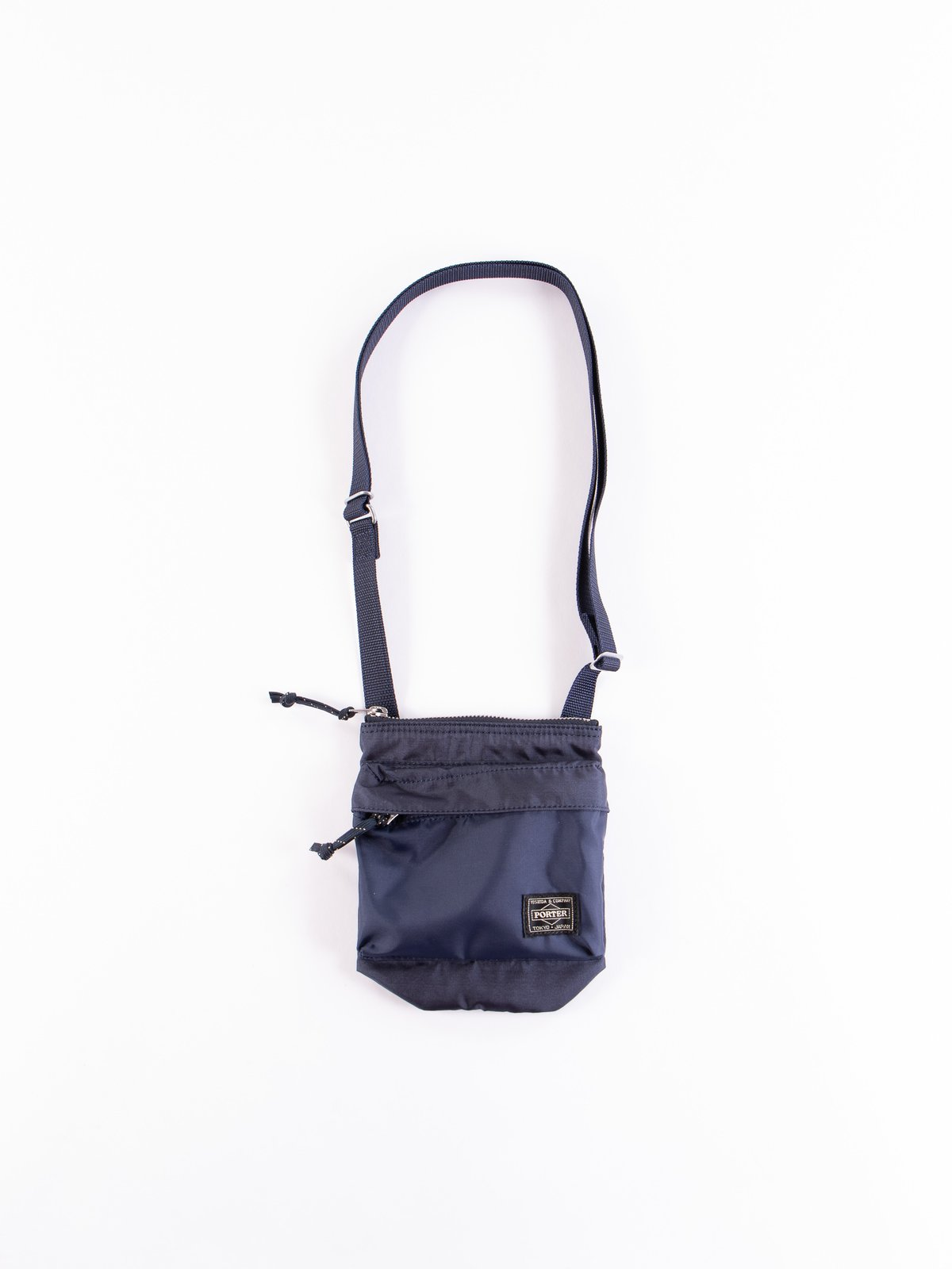 Navy Force Shoulder Pouch - Image 1