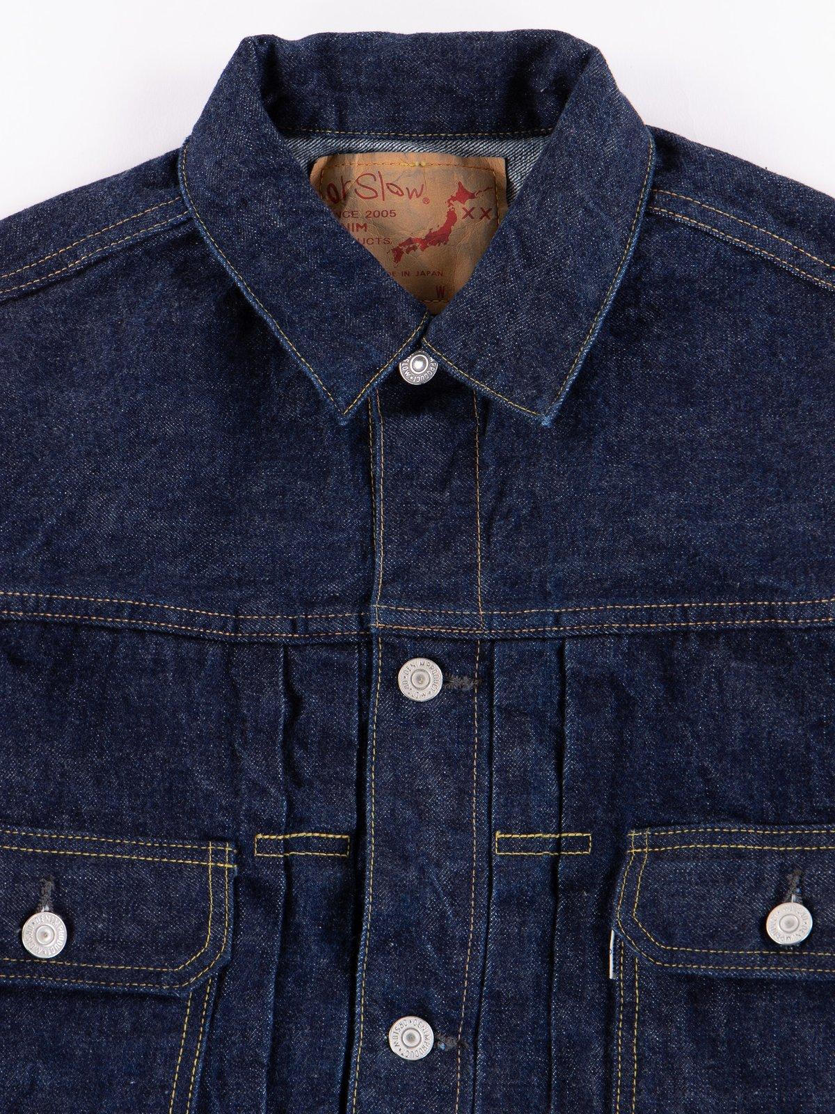 One Wash Type II Denim Jacket - Image 2