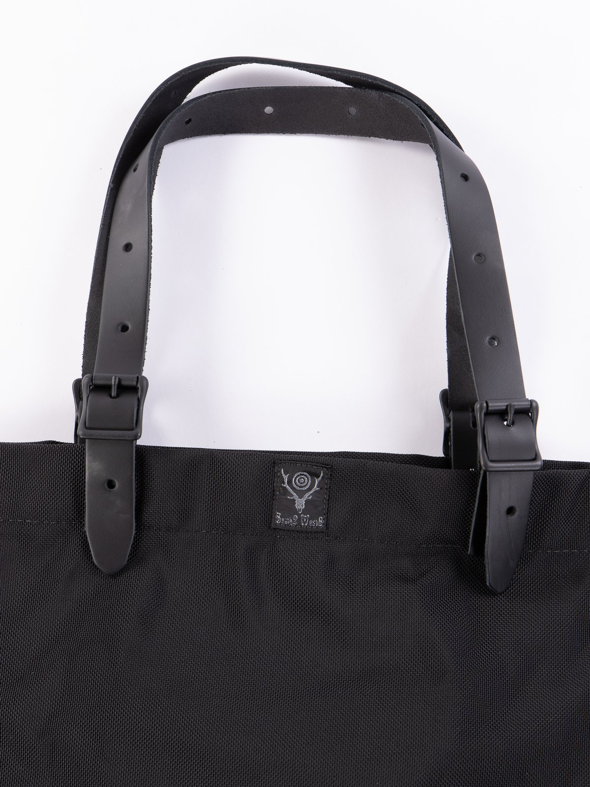 Black Ballistic Tall Canal Park Tote - Image 2