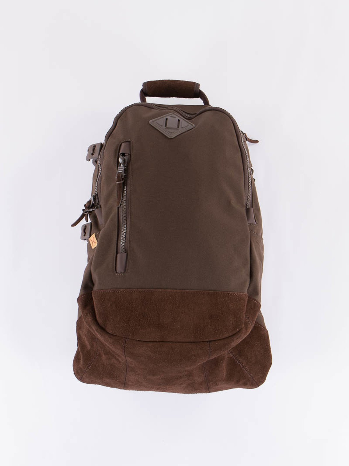 Brown 20L Cordura Backpack - Image 1