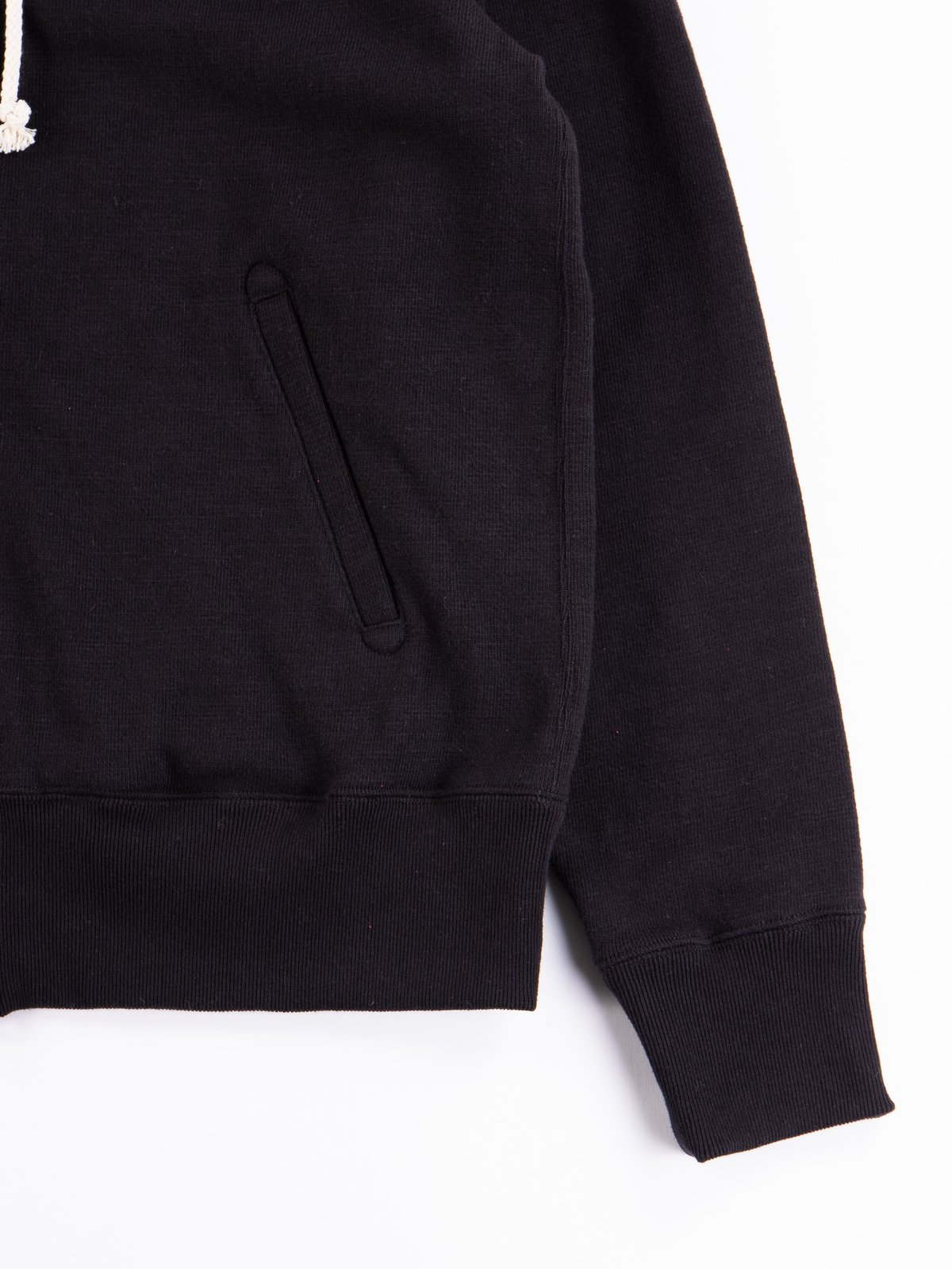Black GG Full Zip Sweatshirt - Image 4