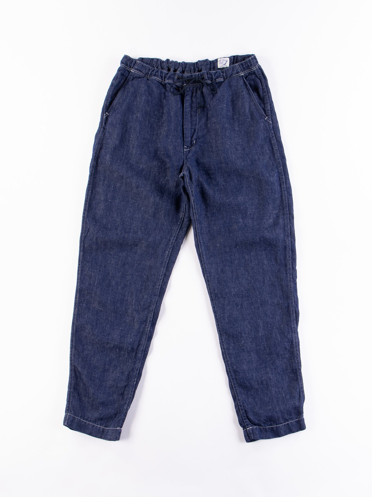 One Wash Denim TBB Mill Pant - Image 1