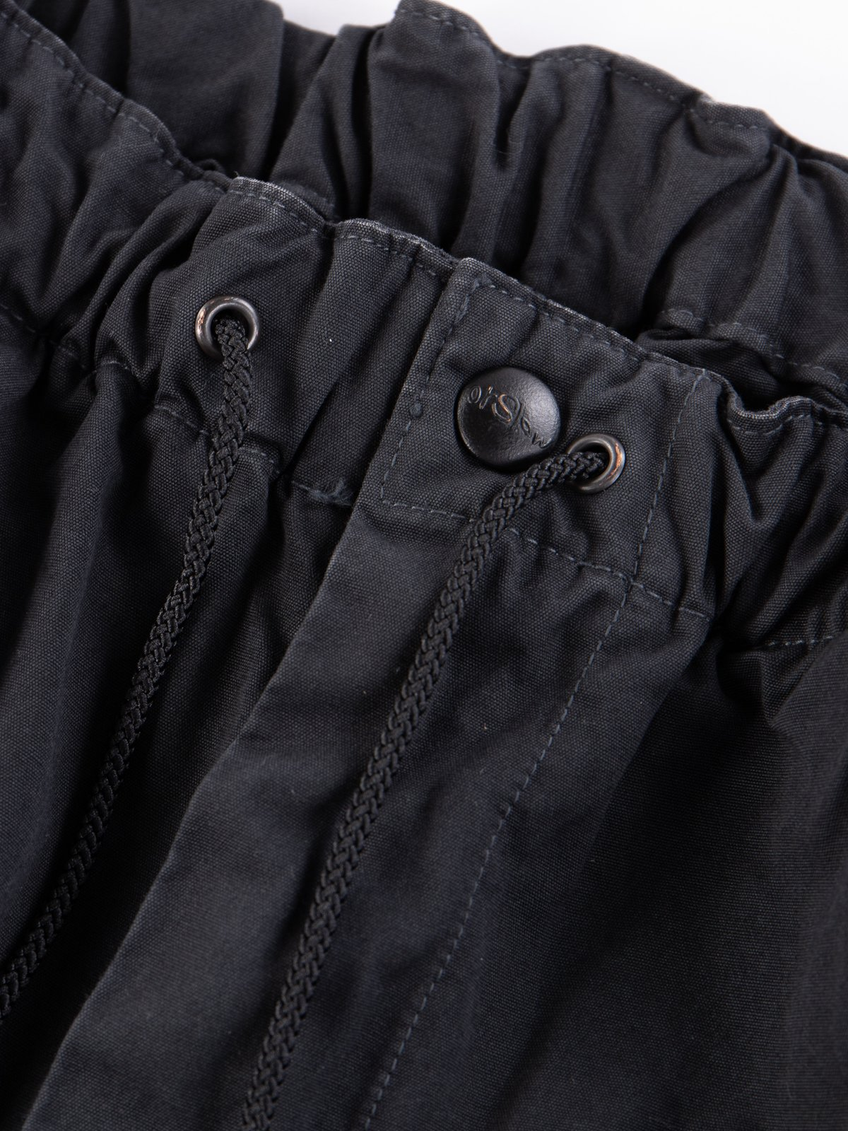 Grey Weather Cloth Easy Cargo Pant - Image 7
