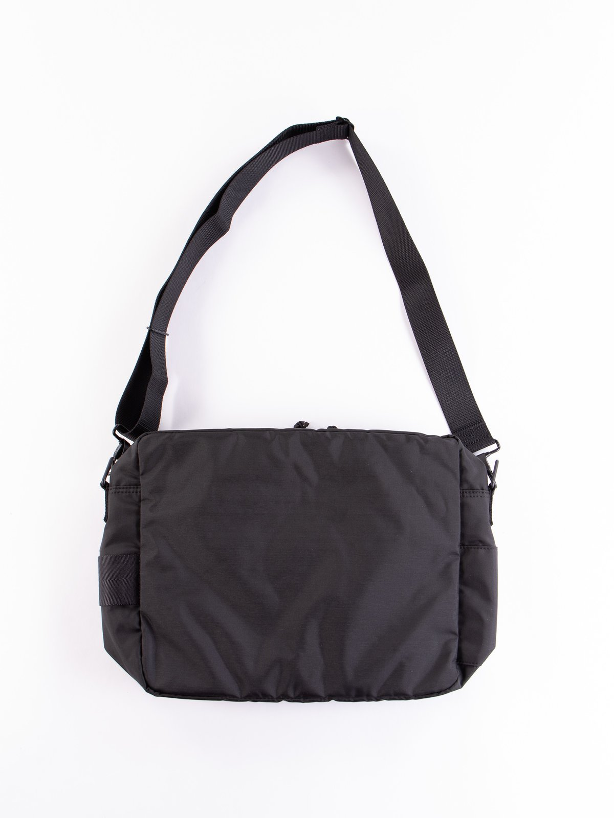 Black Medium Force Shoulder Bag - Image 3