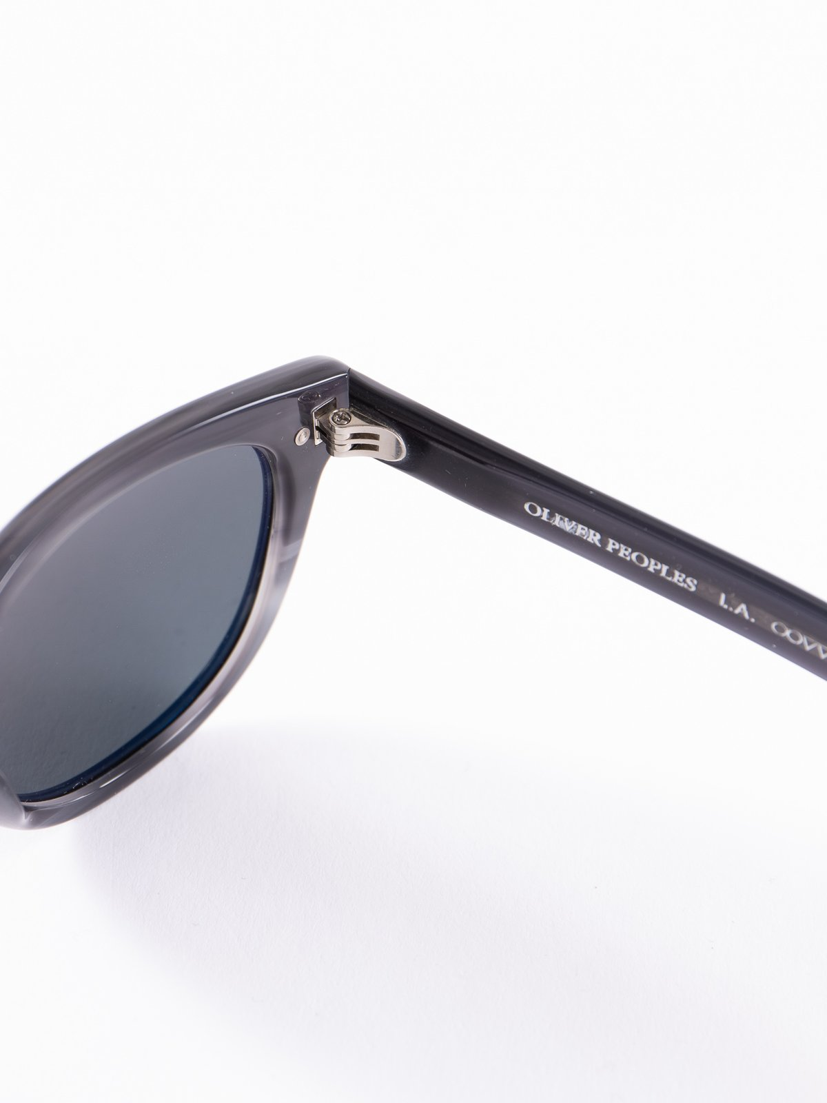 Charcoal Tortoise/Midnight Express Polar Sheldrake Sunglasses - Image 4