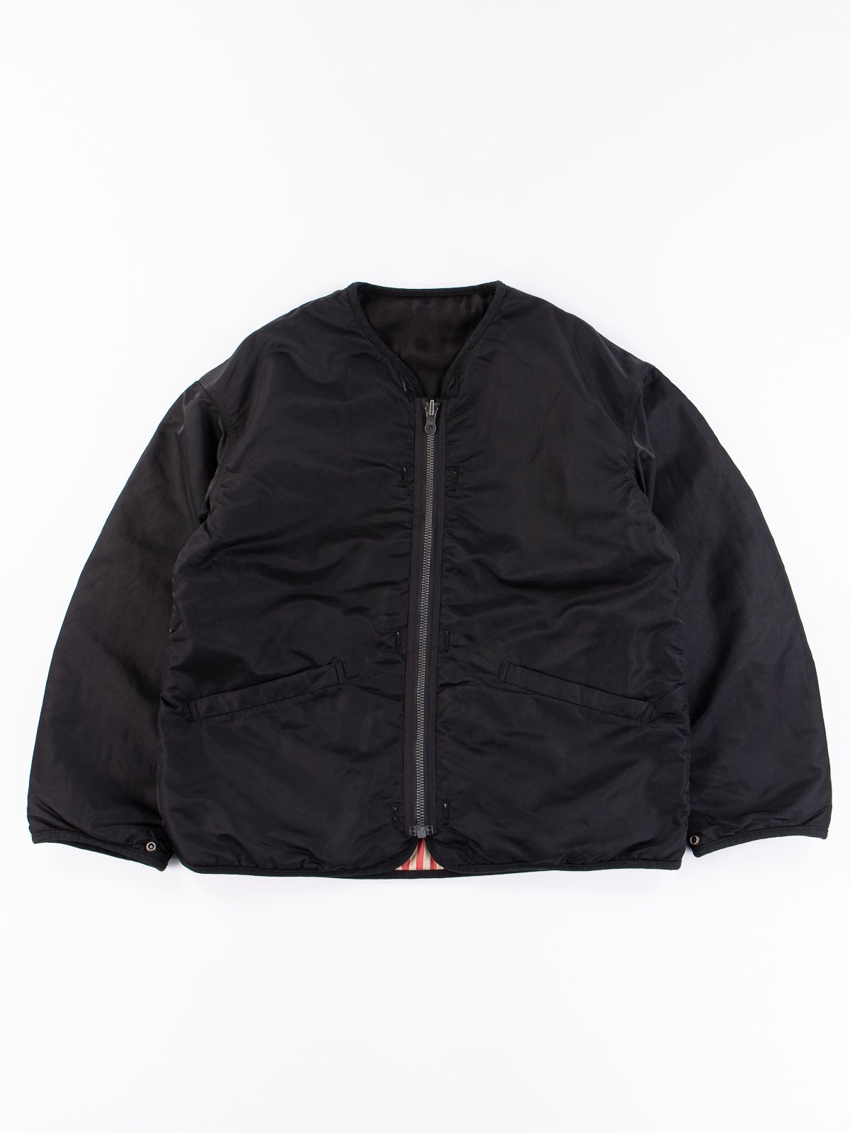 Black Iris Liner Jacket - Image 1