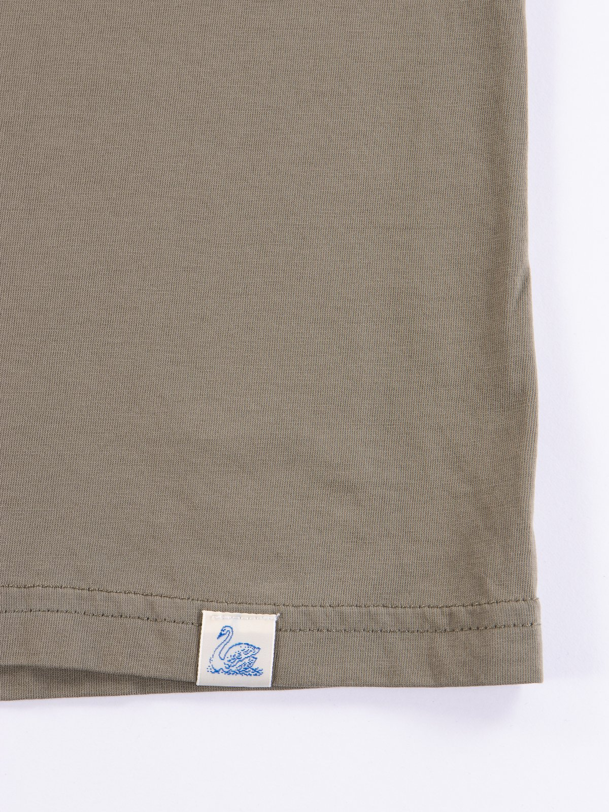 Army Good Basics CTP01 Pocket Crew Neck Tee - Image 5