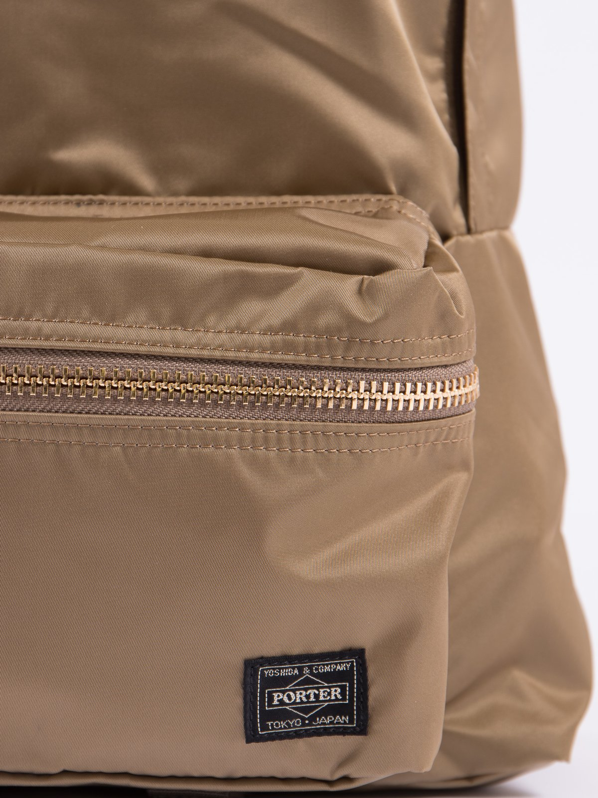 Beige OE Arrow Packable Day Pack - Image 4