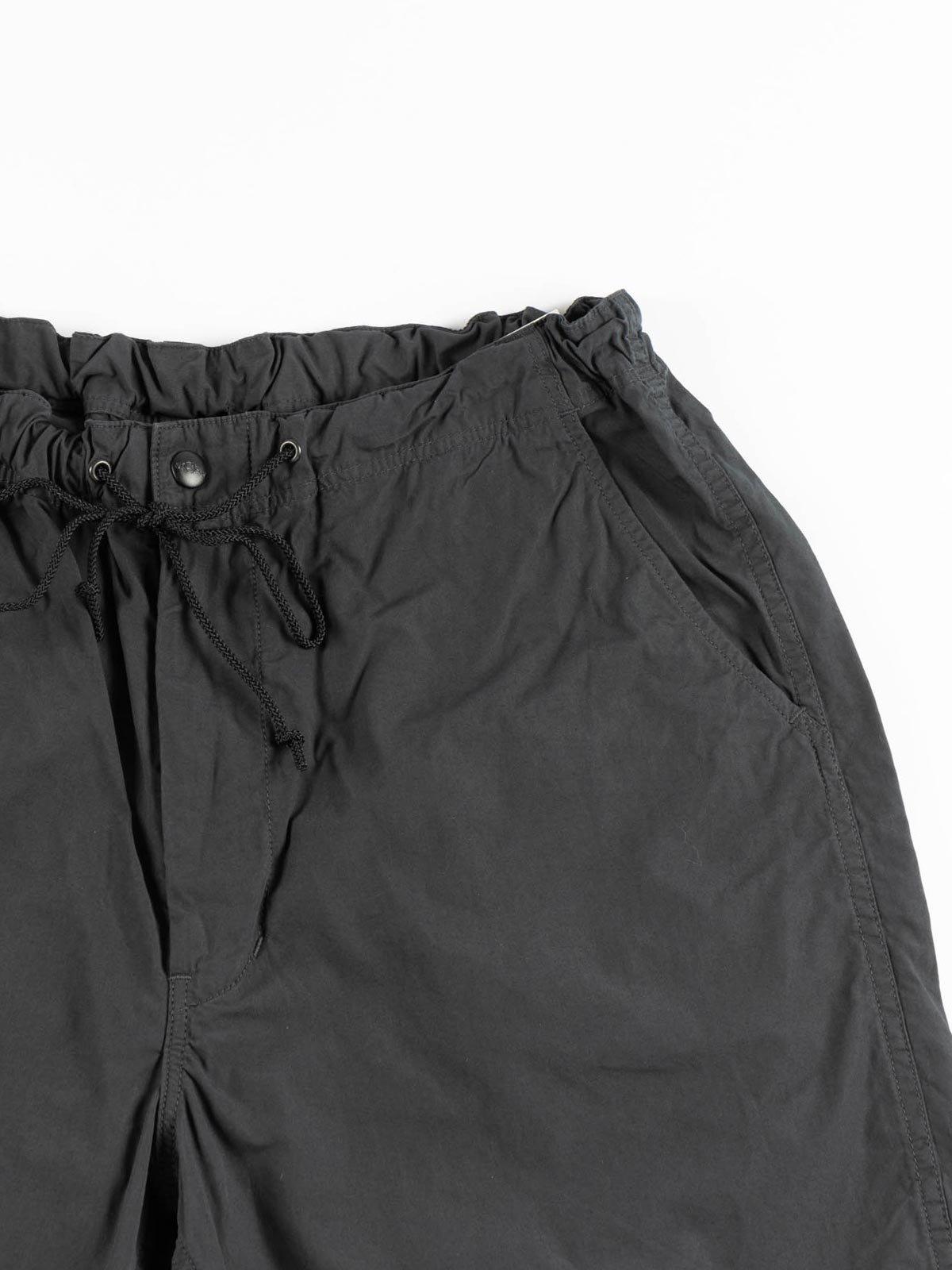 NEW YORKER SHORTS GRAY COTTON TYPEWRITER CLOTH - Image 2