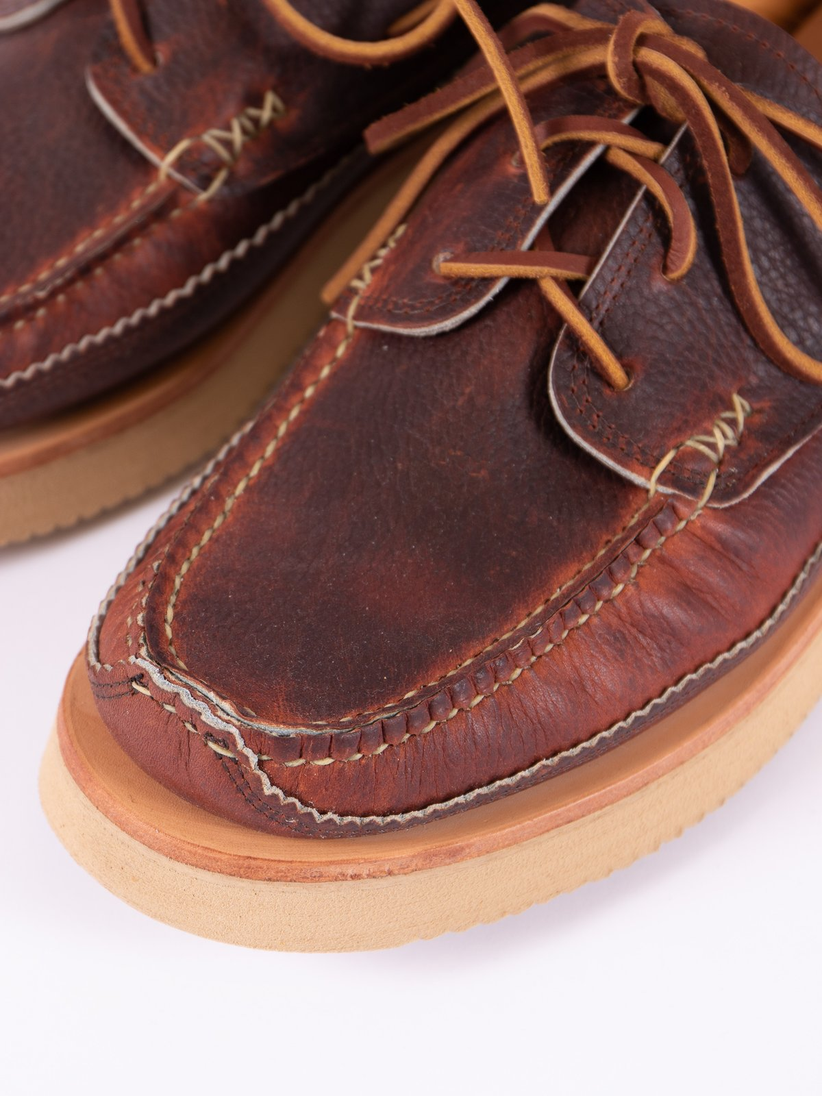 Chromepak Brown Boat Shoe Exclusive - Image 3