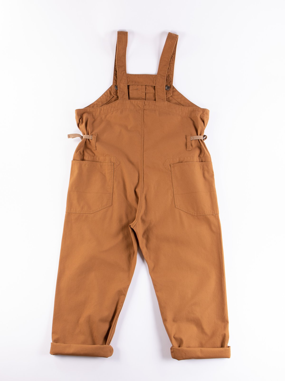 Brown 12oz Duck Canvas Waders - Image 7