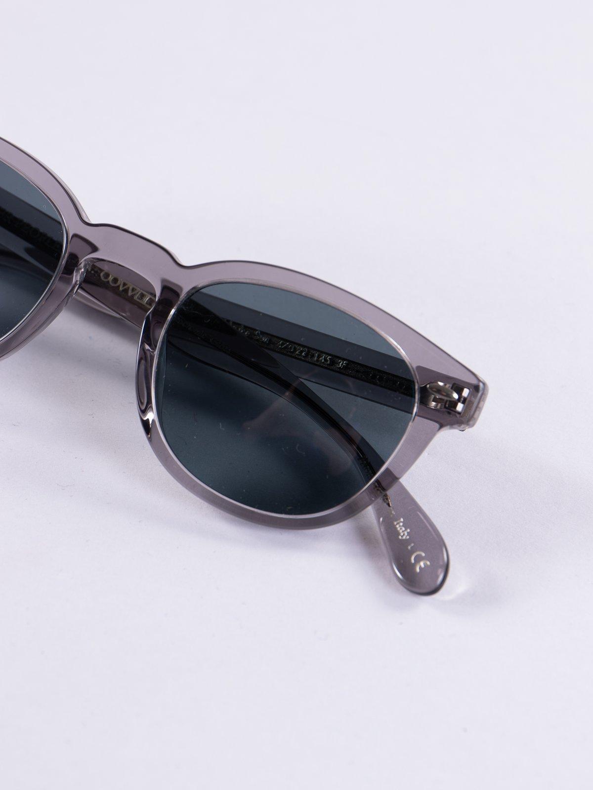 Workman Grey Sheldrake Sunglasses - Image 2