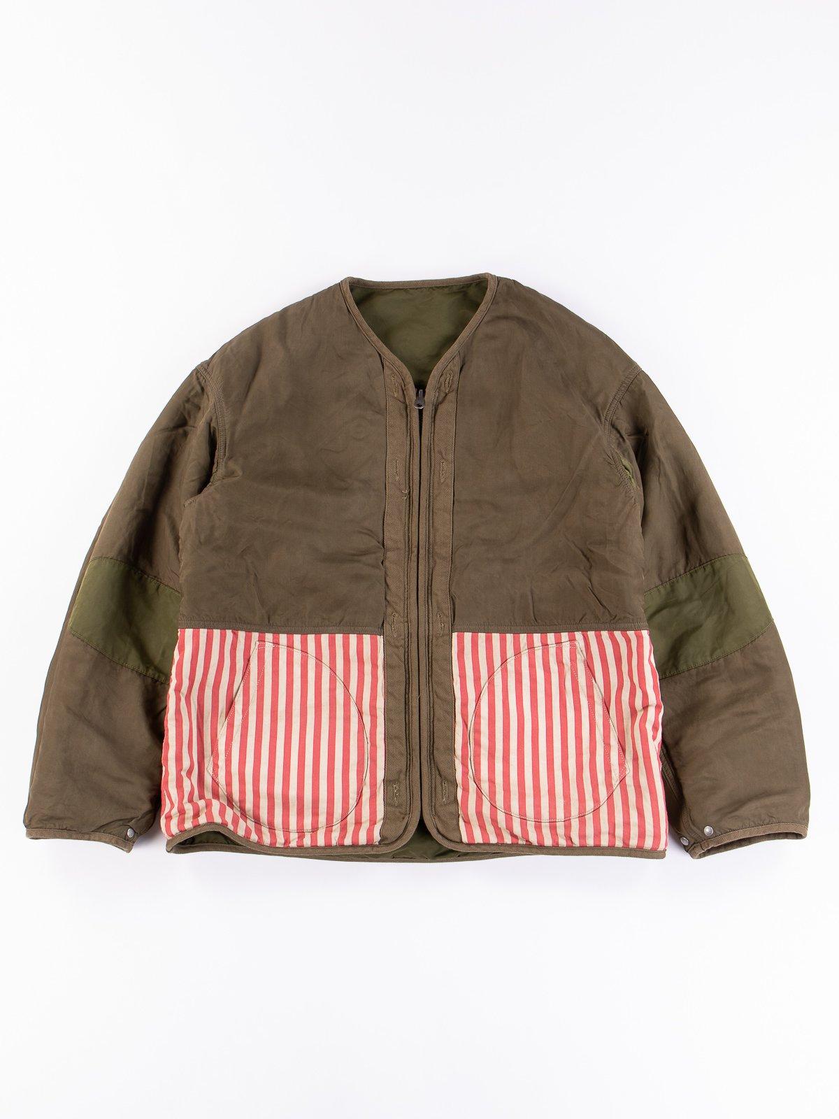 Olive Iris Liner Jacket - Image 6