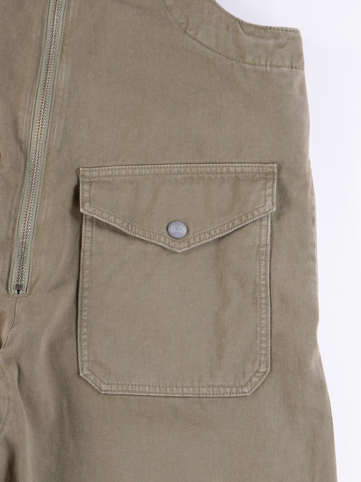Lybro Washed Army Deck Waders - Image 4