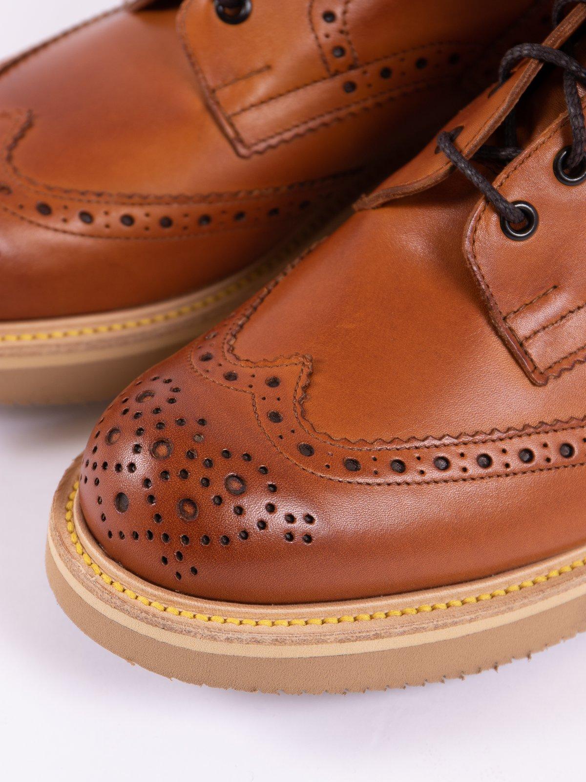 Acorn Funchal Brogue Stow Boot - Image 2