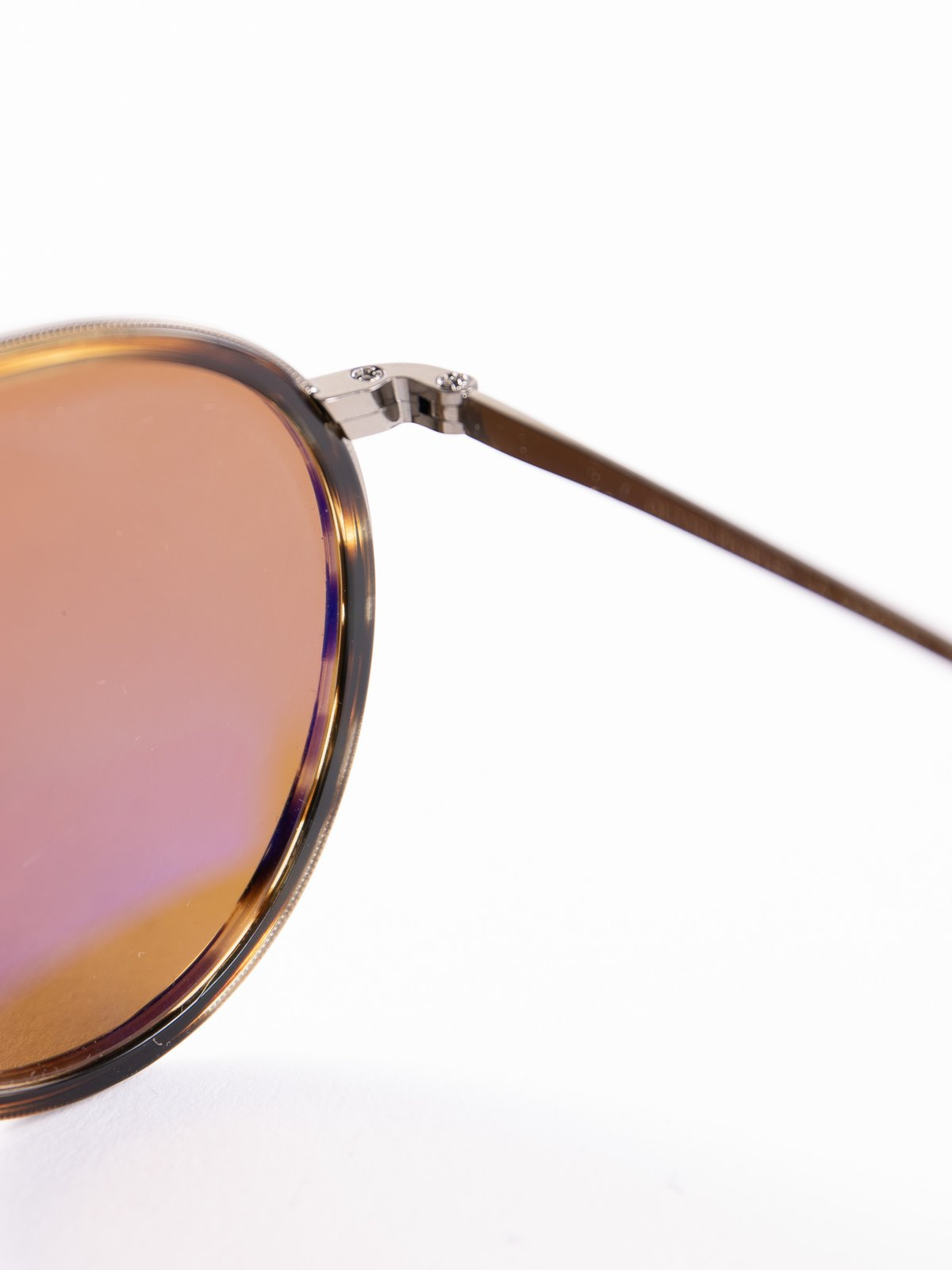 Cocobolo–Antique Gold/Brown MP–2 Sunglasses - Image 4