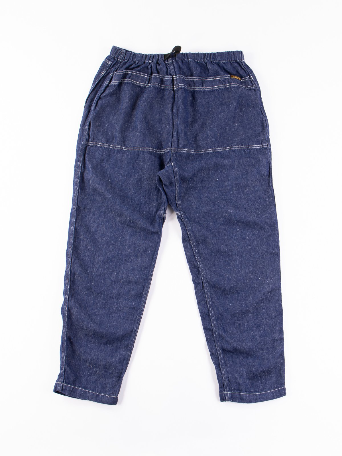 One Wash Linen Denim Climbing Pant - Image 8