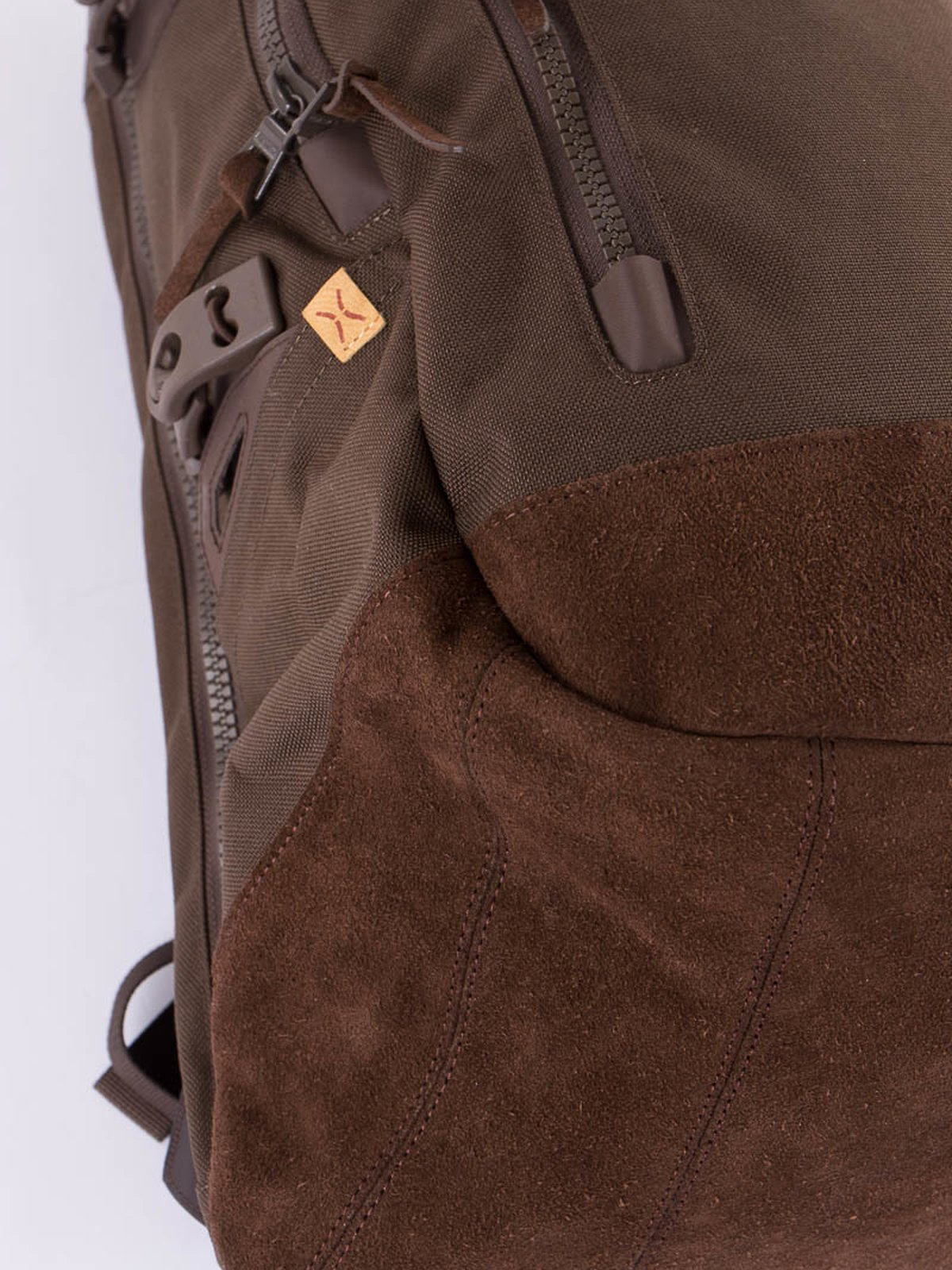 Brown 20L Ballistic Backpack - Image 2