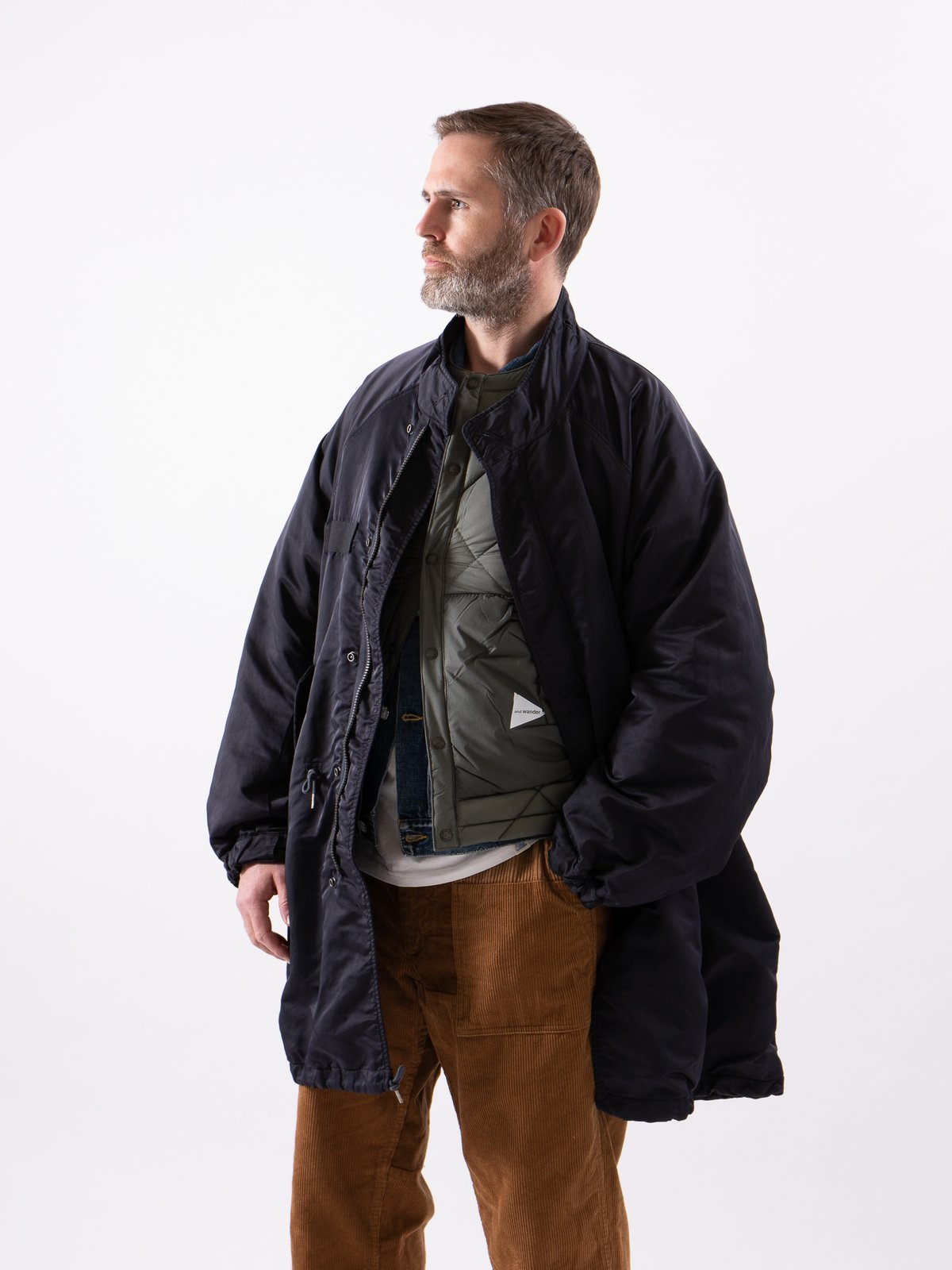 Navy Six–Five Fishtail Parka - Image 2