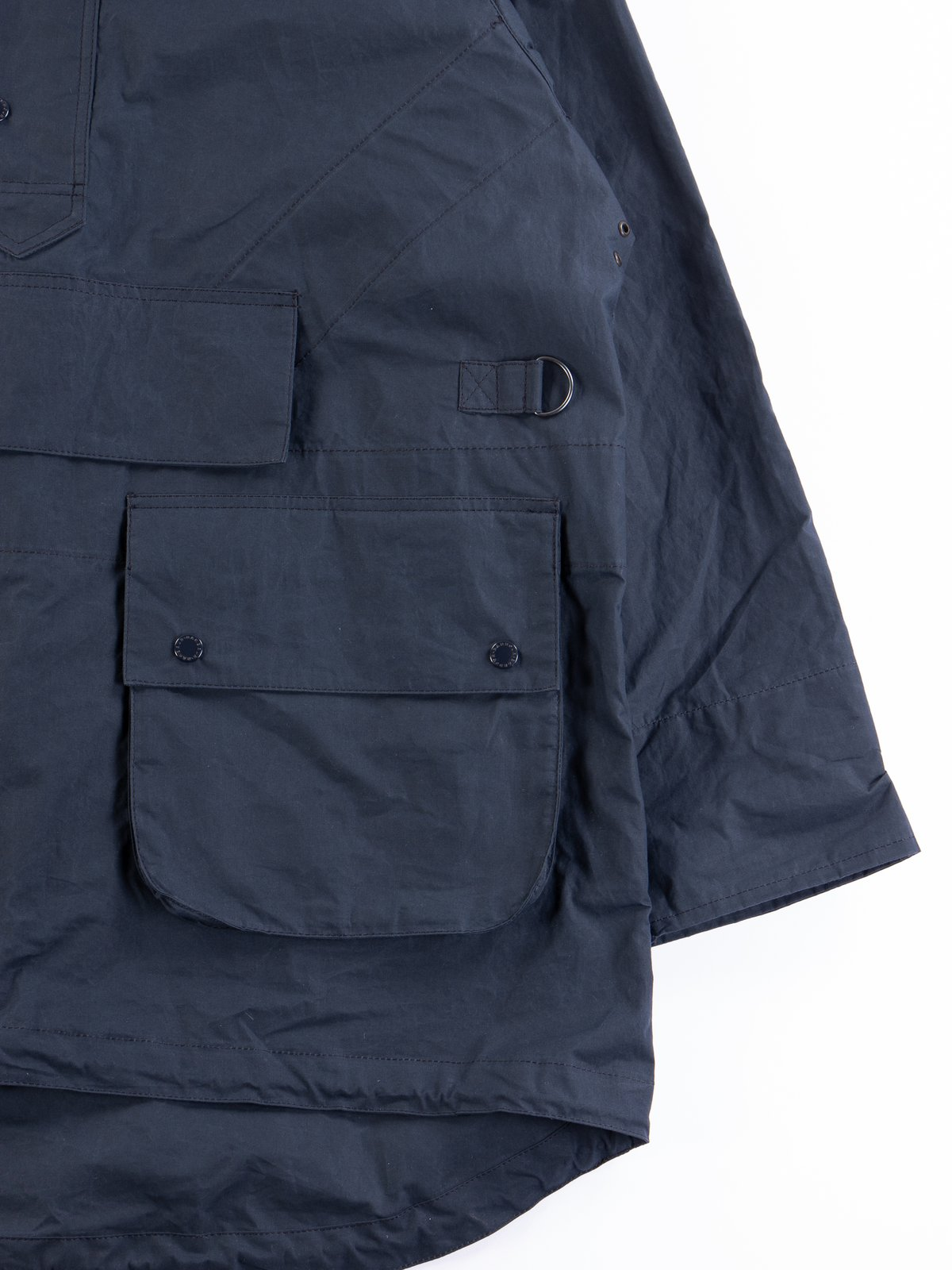 Navy Warby Jacket - Image 4